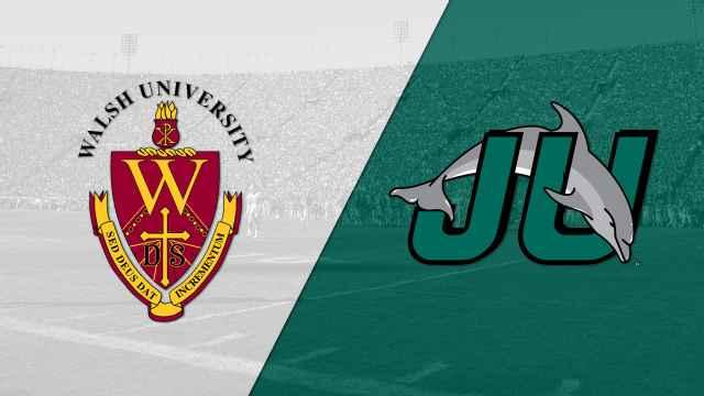 Walsh vs. Jacksonville (Football)