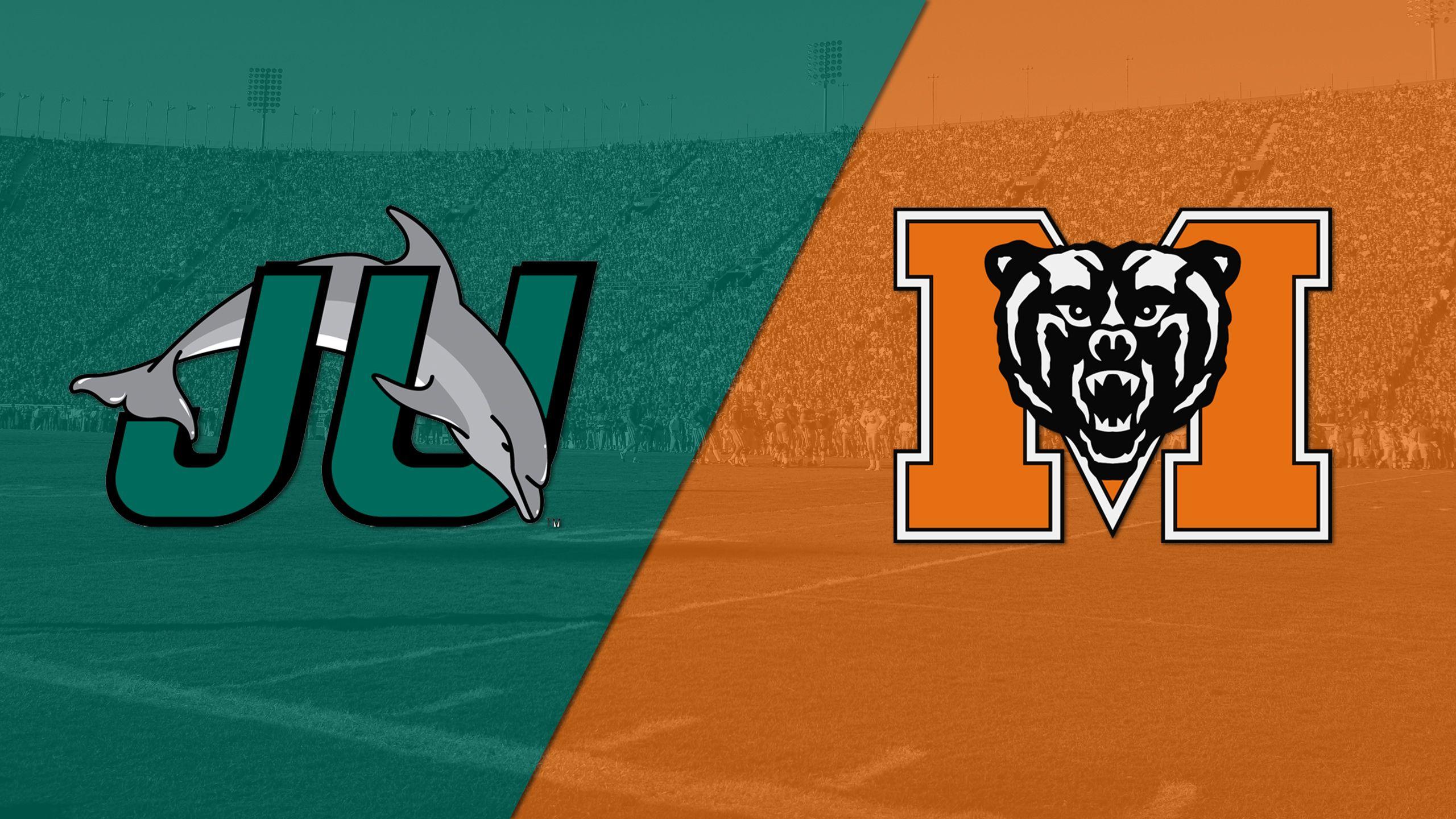 Jacksonville vs. Mercer (Football)