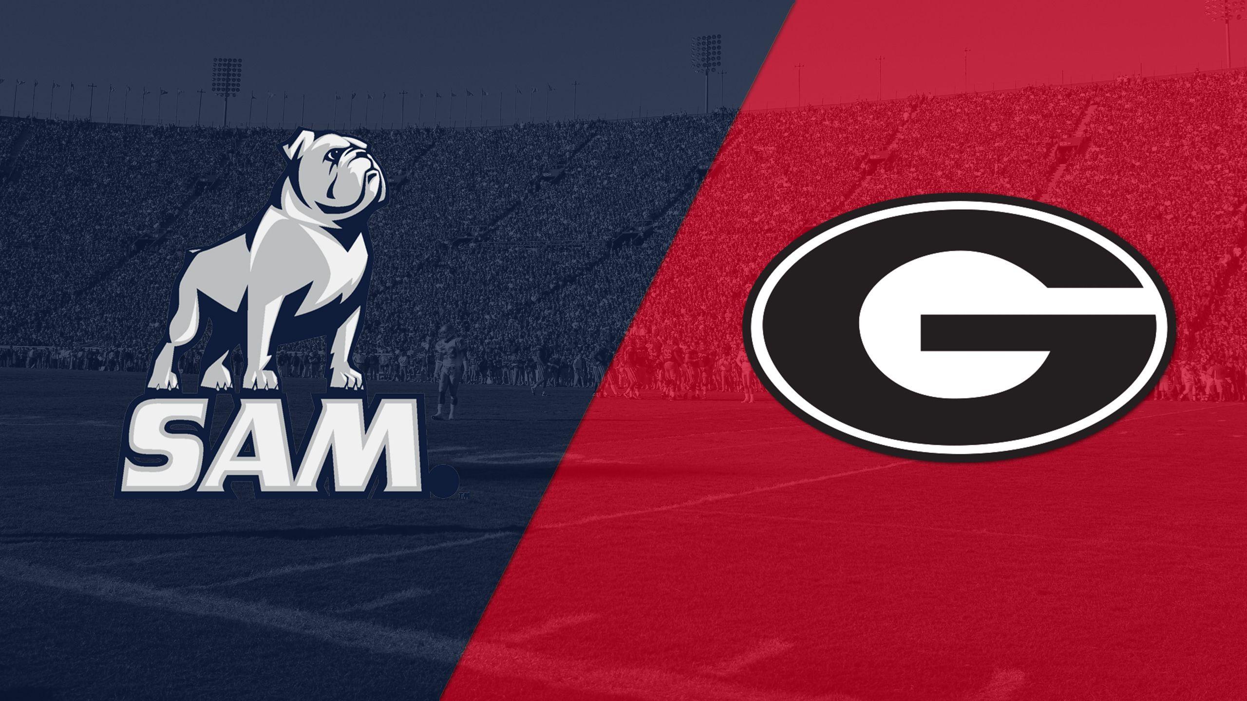 Samford vs. #13 Georgia (Football)