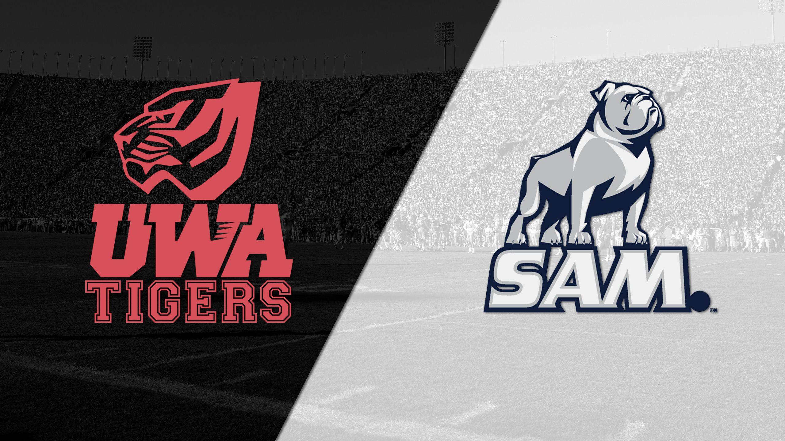 West Alabama vs. Samford (Football)