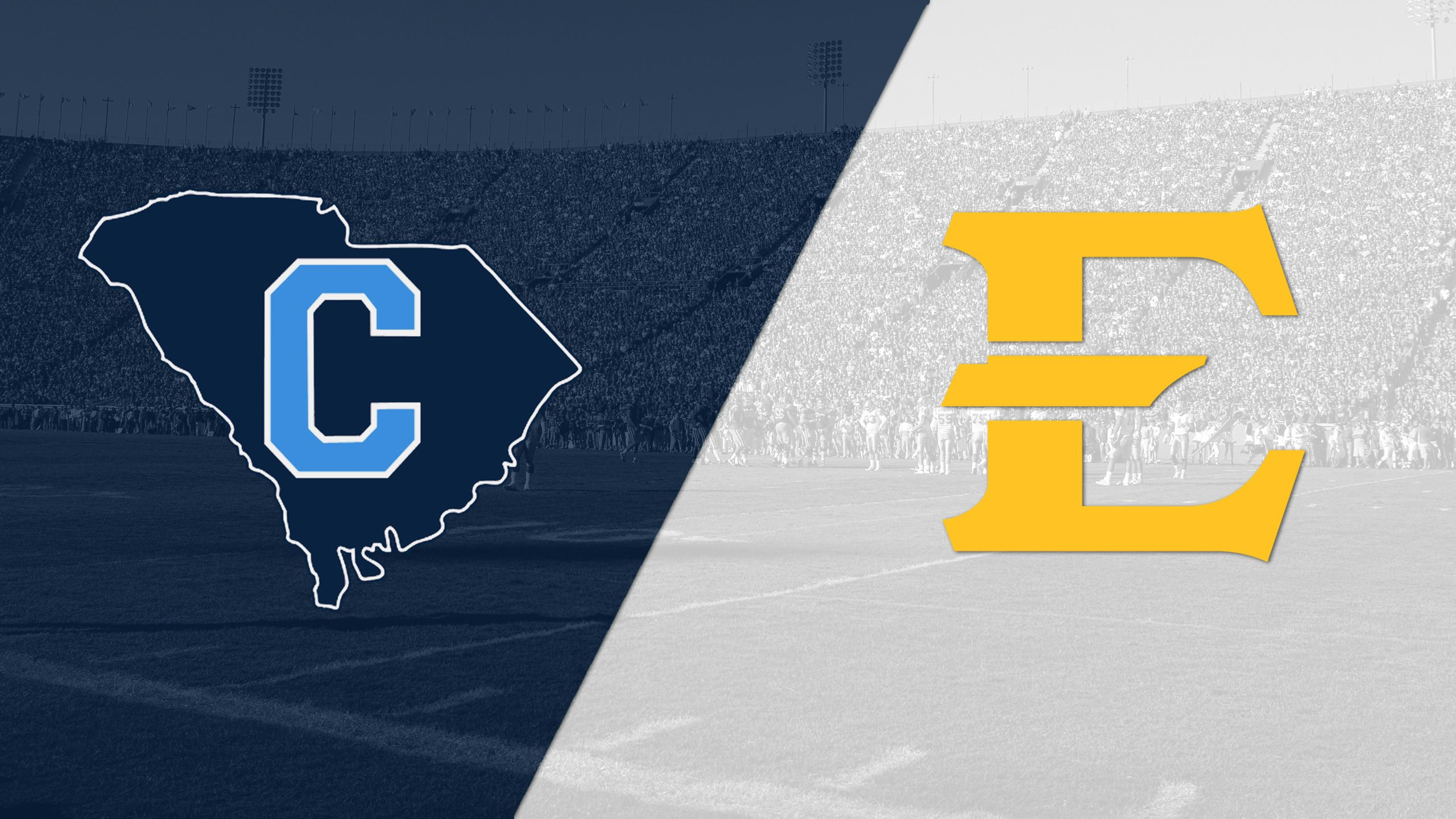 The Citadel vs. East Tennessee State (Football)