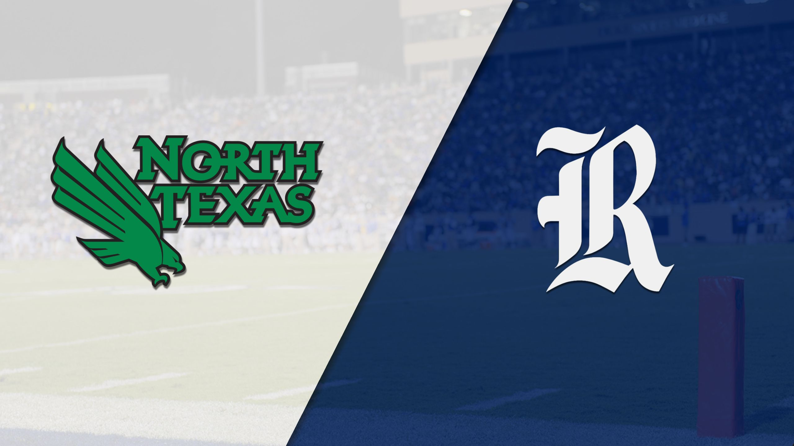 North Texas vs. Rice (Football)