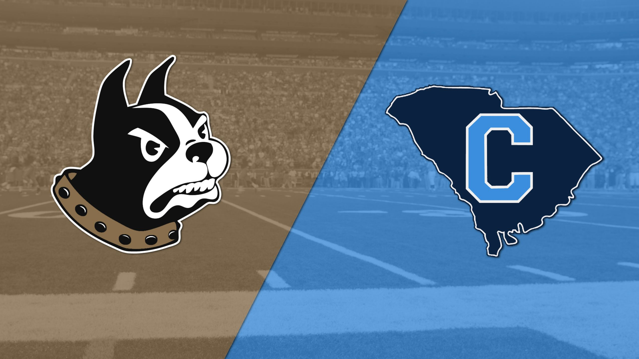 Wofford vs. The Citadel (Football)