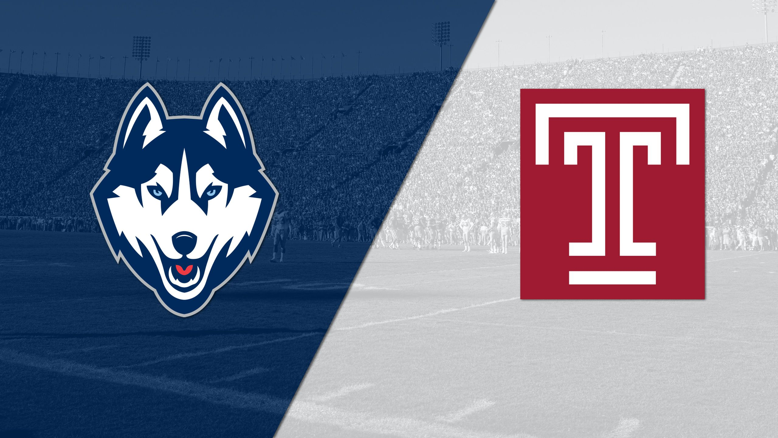Connecticut vs. Temple (Football)