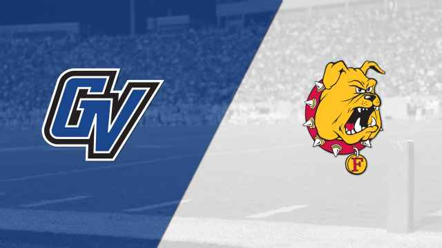 Grand Valley State vs. Ferris State (MI) (Football)