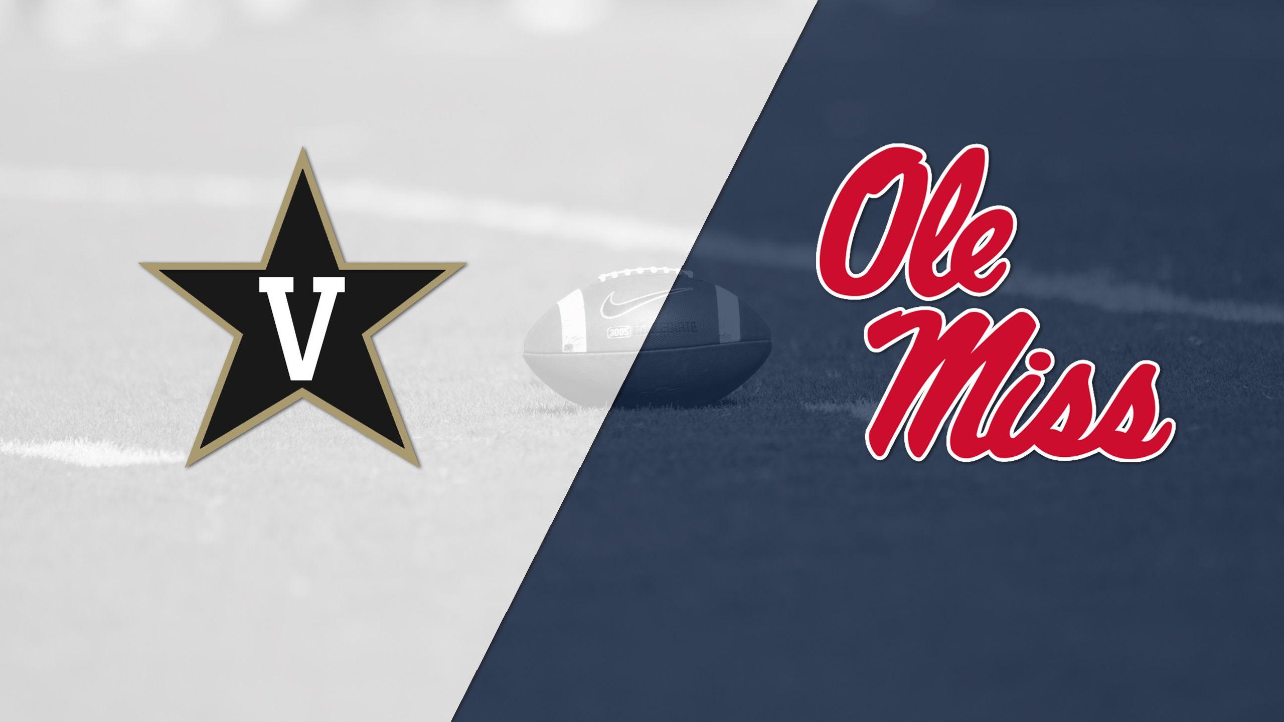 Vanderbilt vs. Ole Miss (Football)