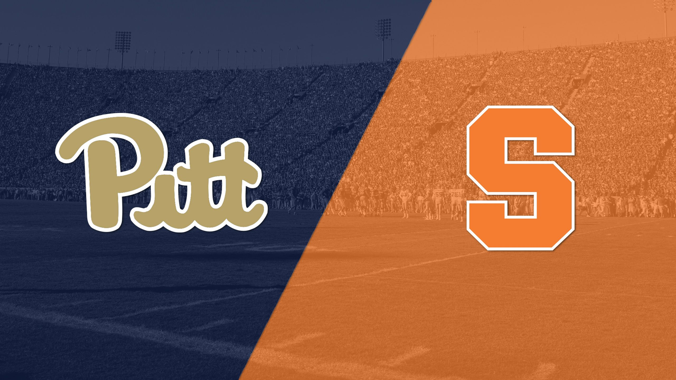 Pittsburgh vs. Syracuse (Football)