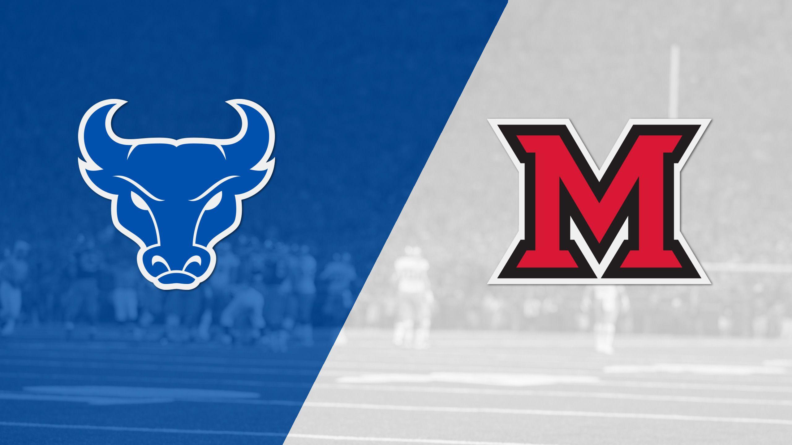 Buffalo vs. Miami (OH) (Football)