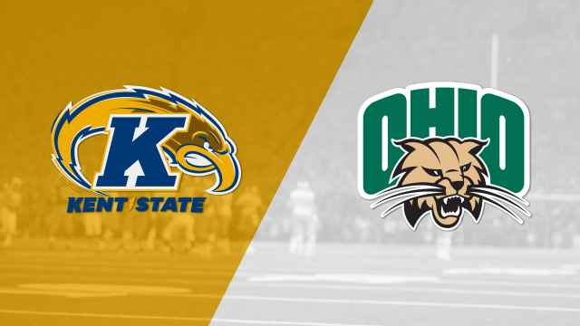 Kent State vs. Ohio (Football)