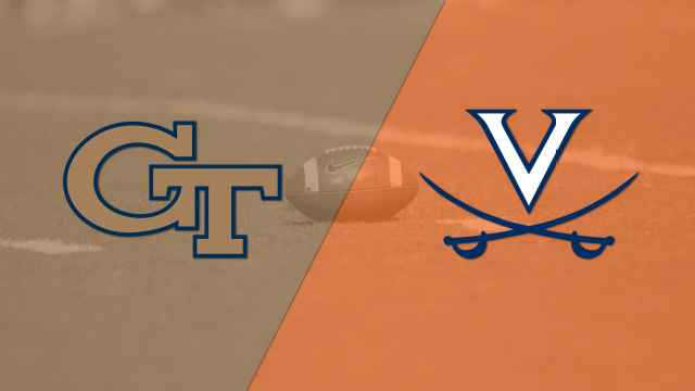 Georgia Tech vs. Virginia (Football)
