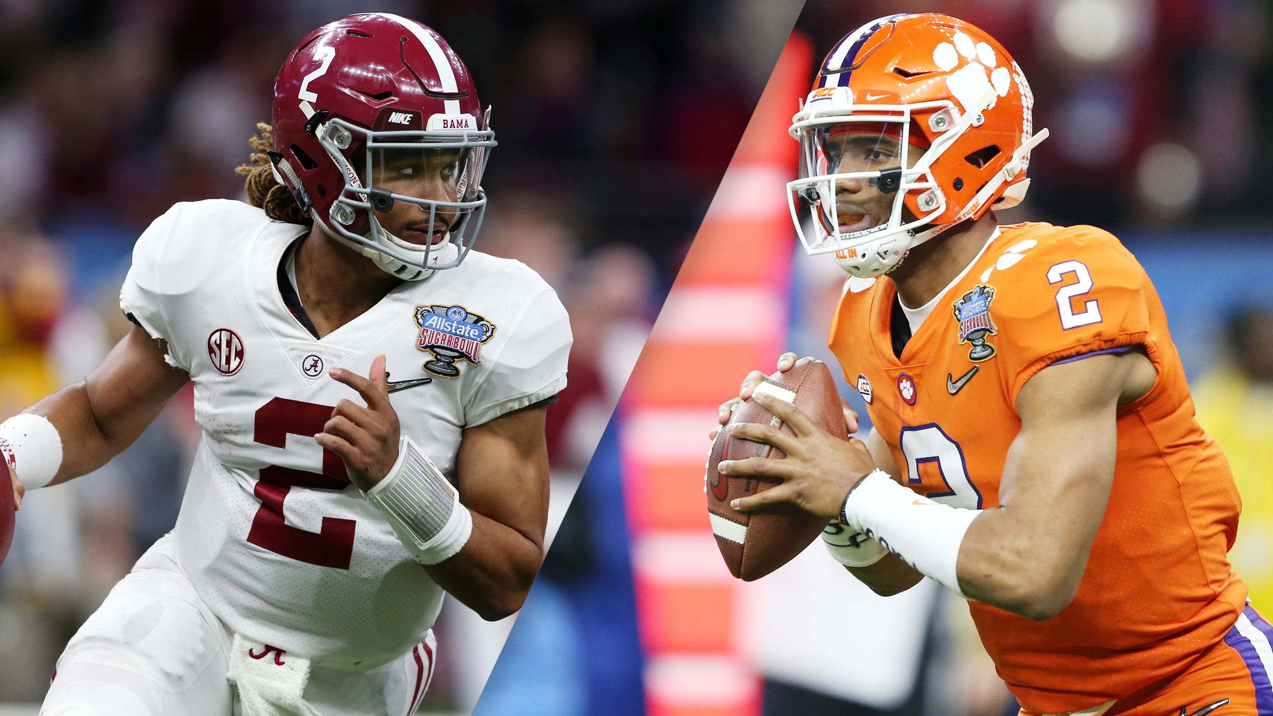 Command Center: 2018 CFP Semifinal at the Allstate Sugar Bowl
