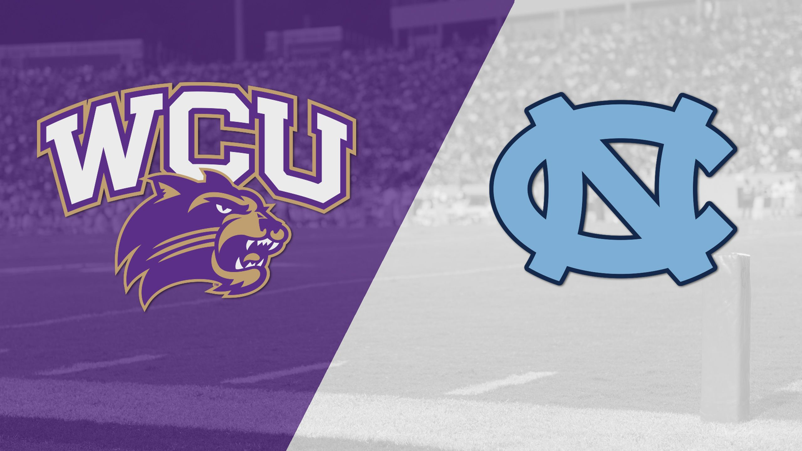 Western Carolina vs. North Carolina (Football)