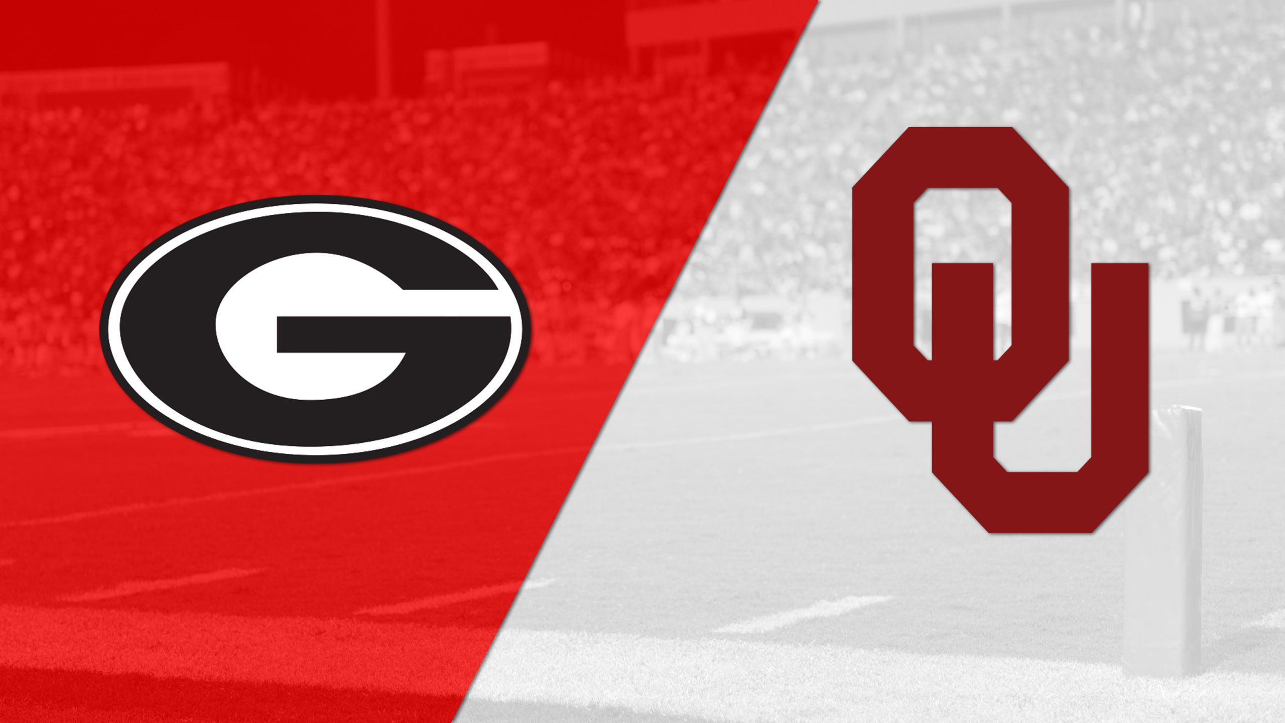 In Spanish - #3 Georgia vs. #2 Oklahoma (Rose Bowl Game Presented by Northwestern Mutual)