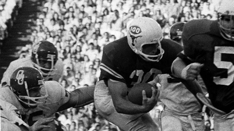 Oklahoma Sooners vs. Texas Longhorns - 10/11/1969 (re-air)