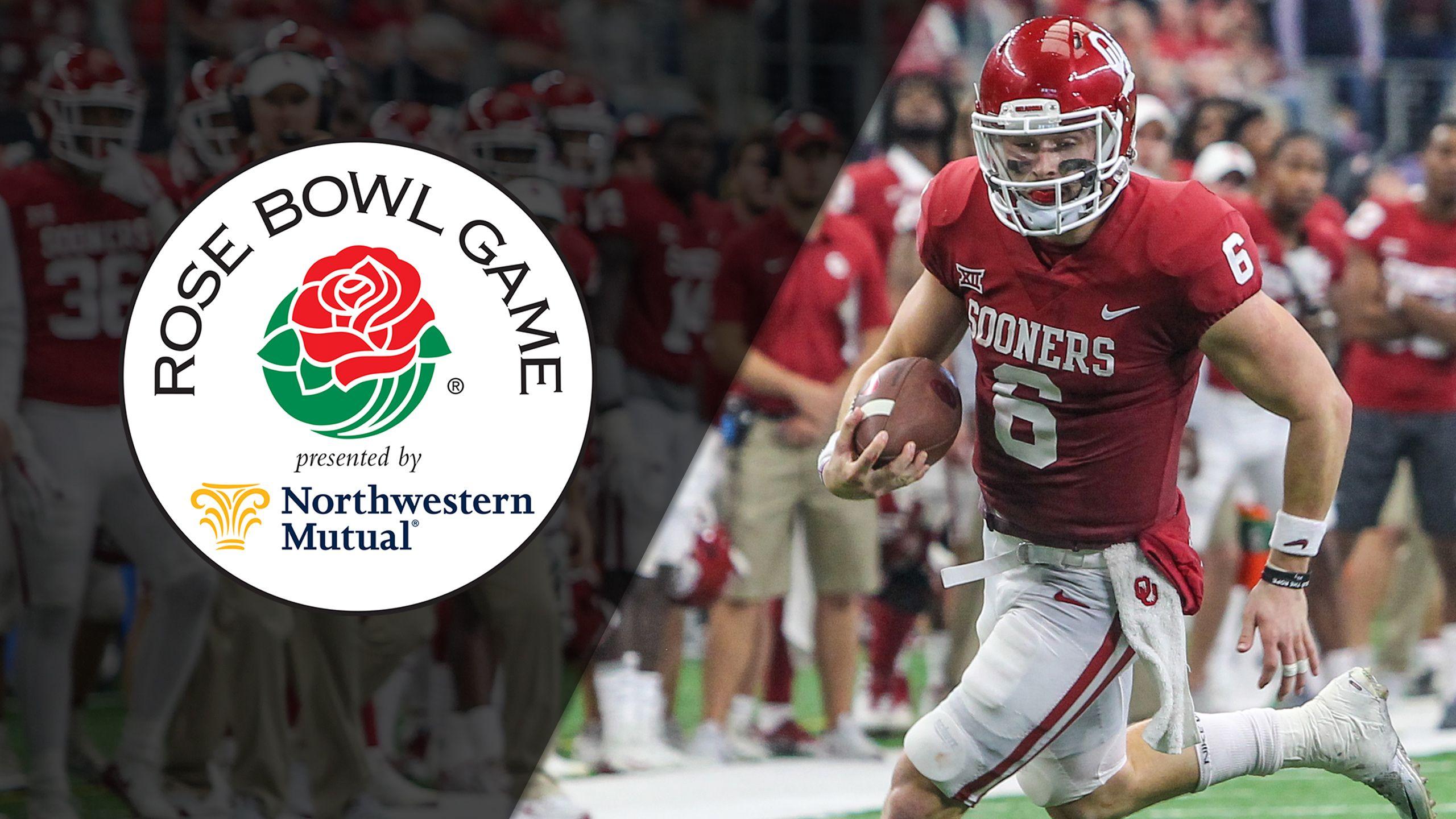 Oklahoma Hometown Radio: 2018 CFP Semifinal at the Rose Bowl Game Presented by Northwestern Mutual