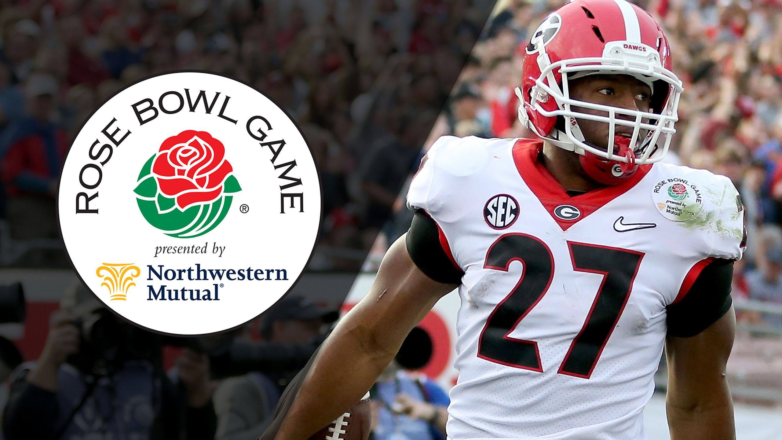Georgia Hometown Radio: 2018 CFP Semifinal at the Rose Bowl Game Presented by Northwestern Mutual