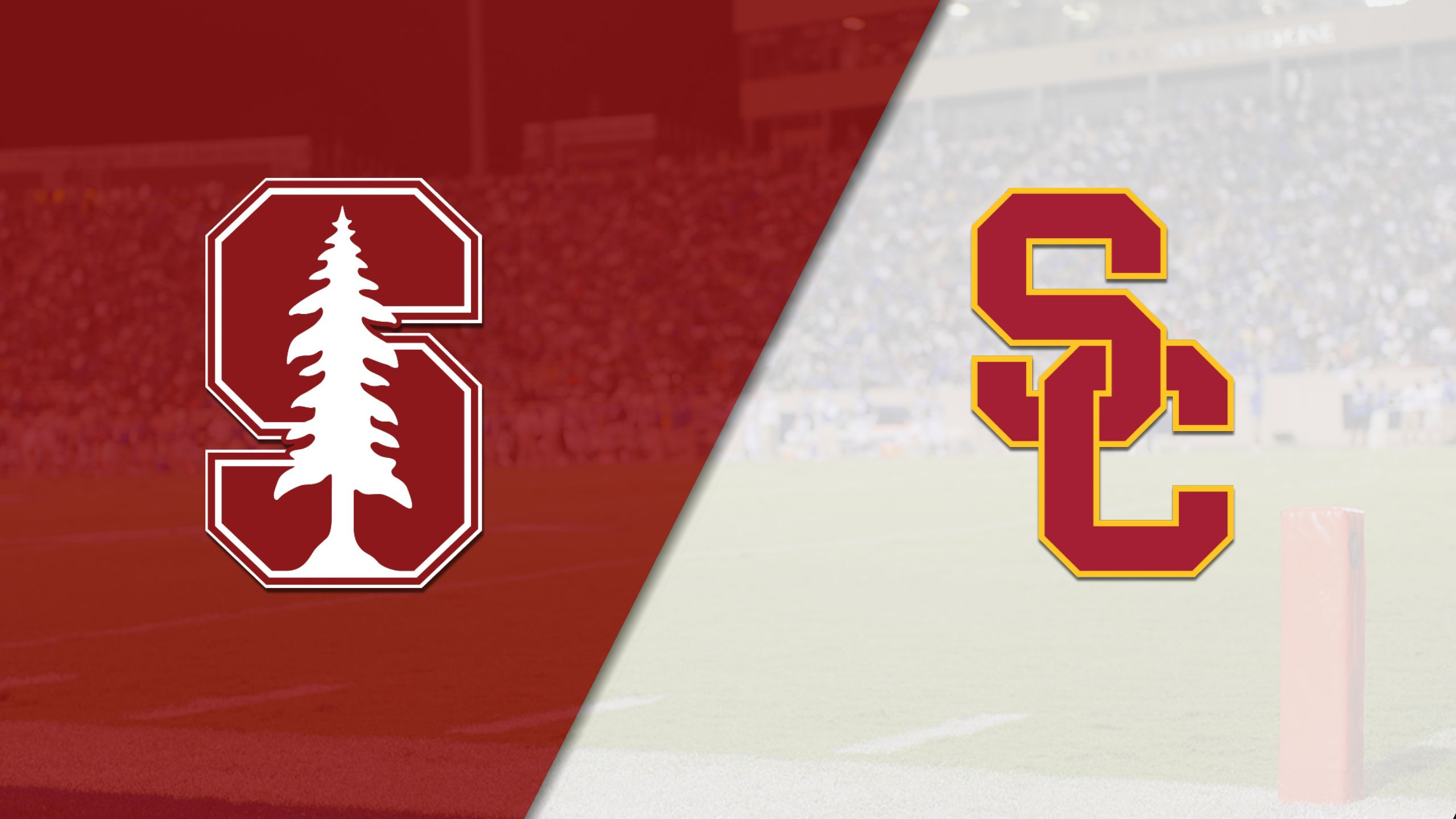 #12 Stanford vs. #10 USC (Football) (re-air)