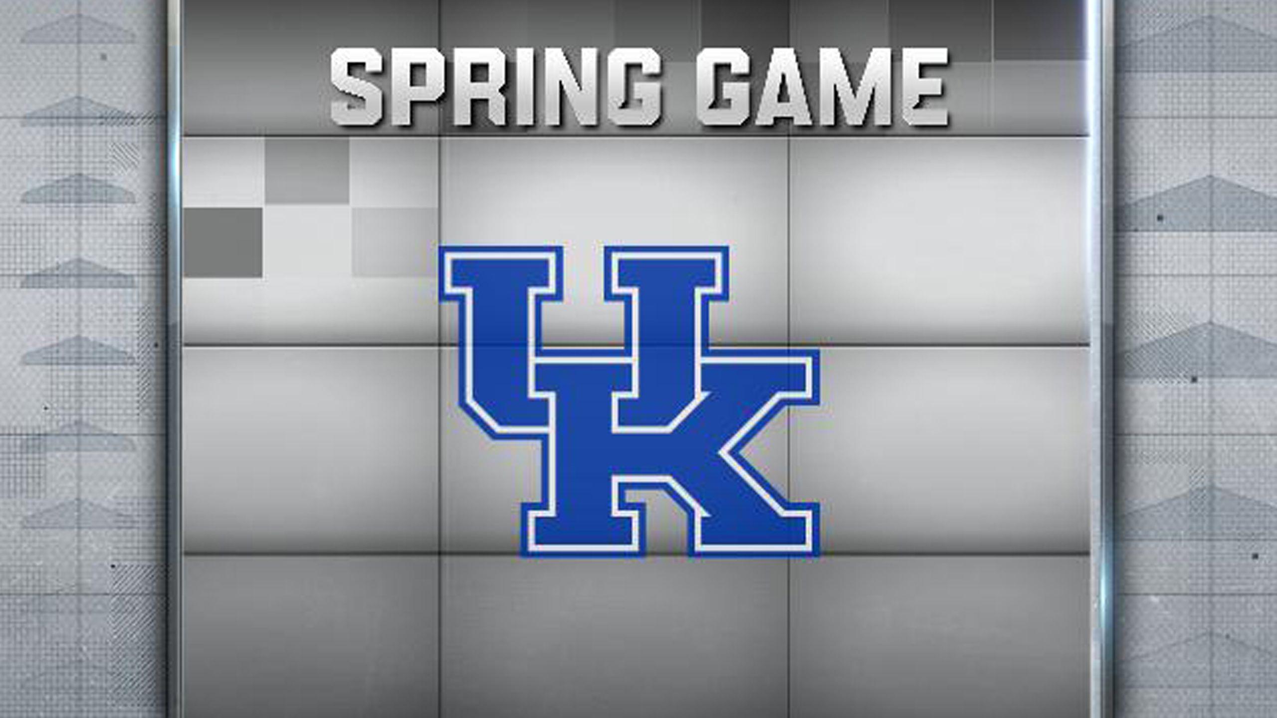 Kentucky Spring Football Game