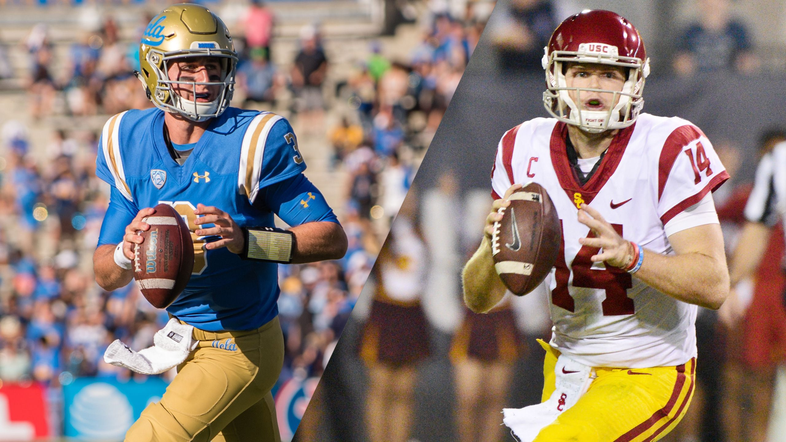 UCLA vs. #11 USC (Football) (re-air)