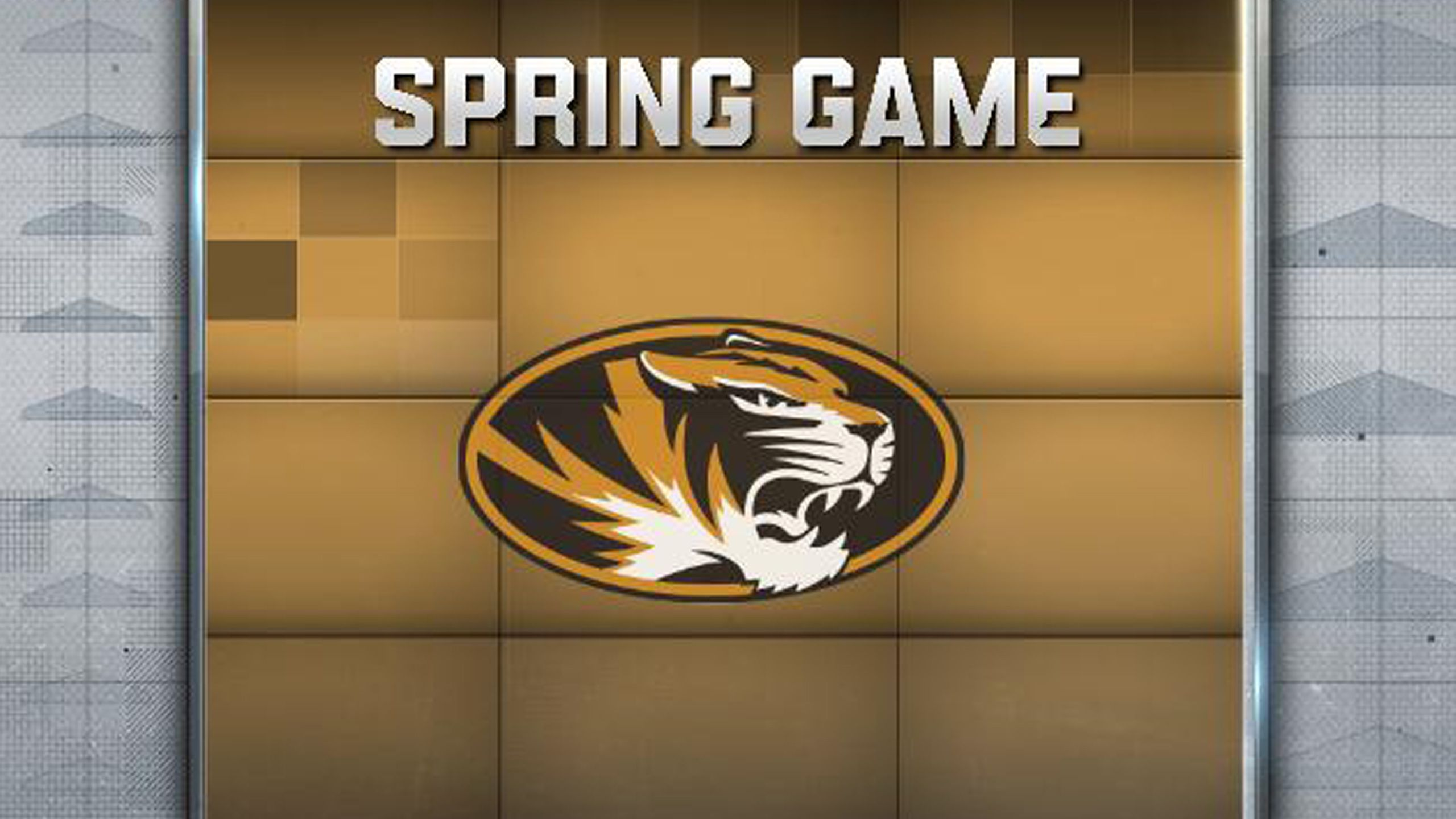 Missouri Spring Football Game
