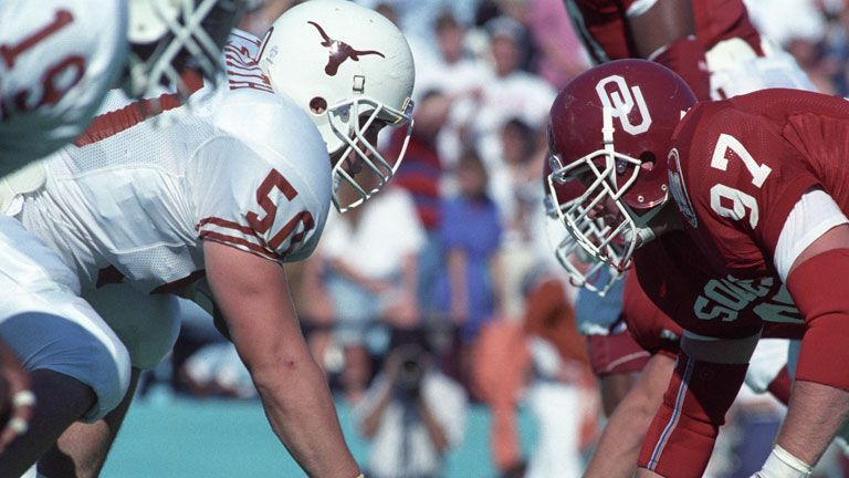 #10 Oklahoma Sooners vs. Texas Longhorns - 10/13/1990 (re-air)