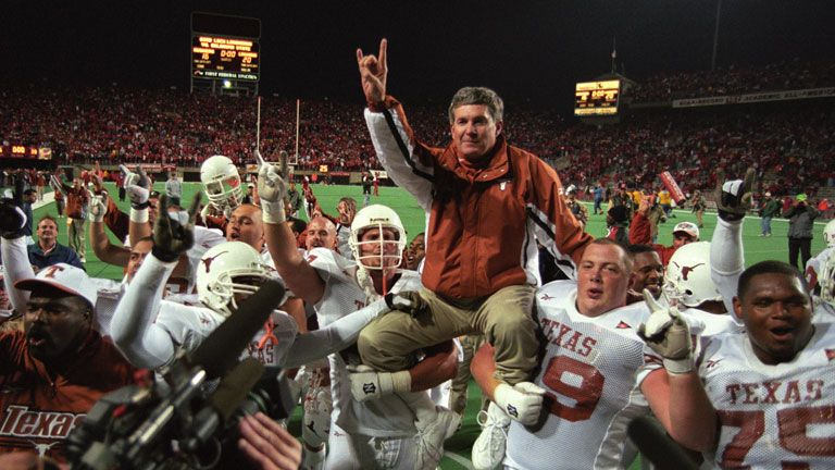 Texas Longhorns vs. Nebraska Cornhuskers - 10/31/1998 (re-air)