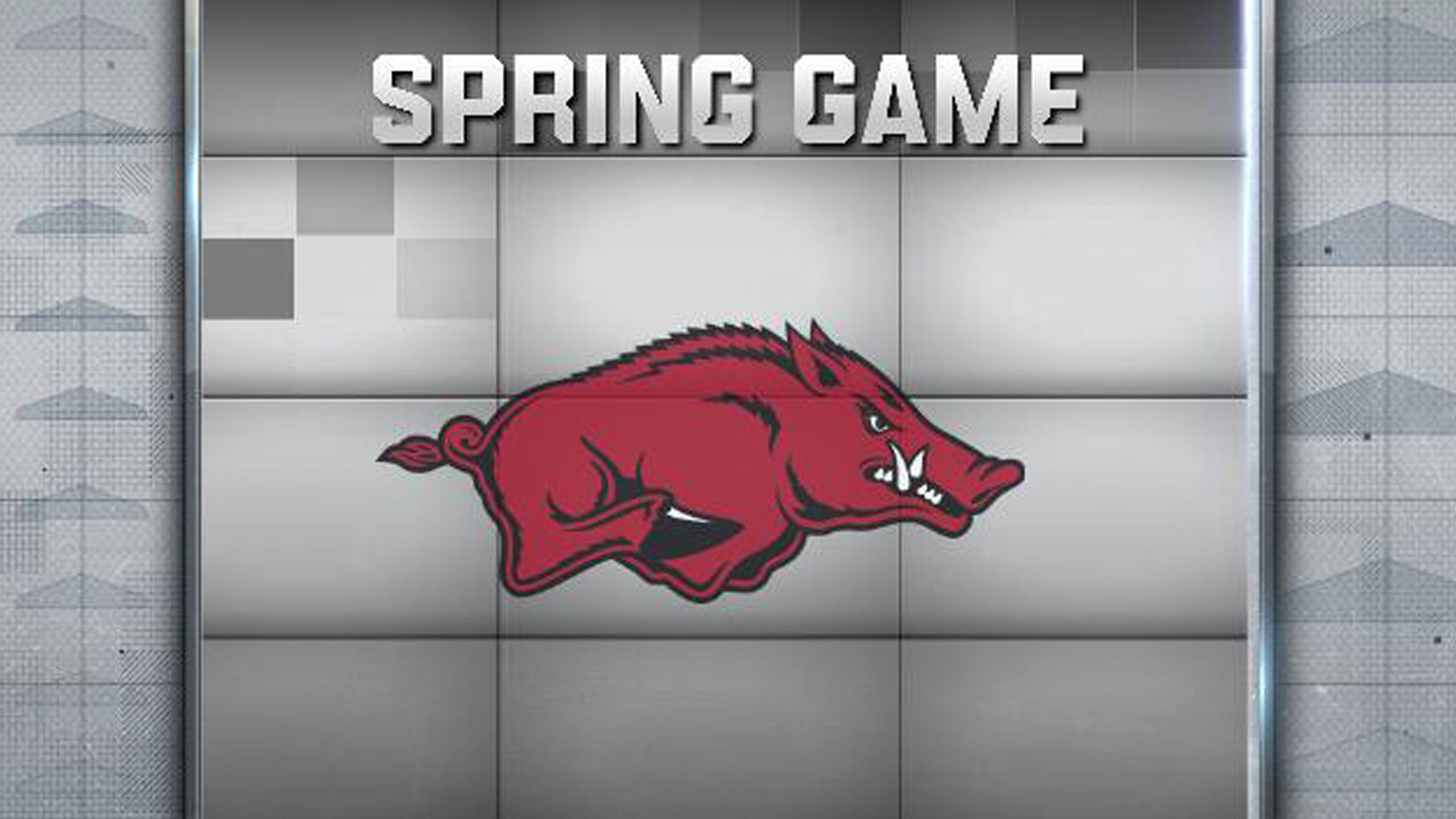 Arkansas Spring Football Game