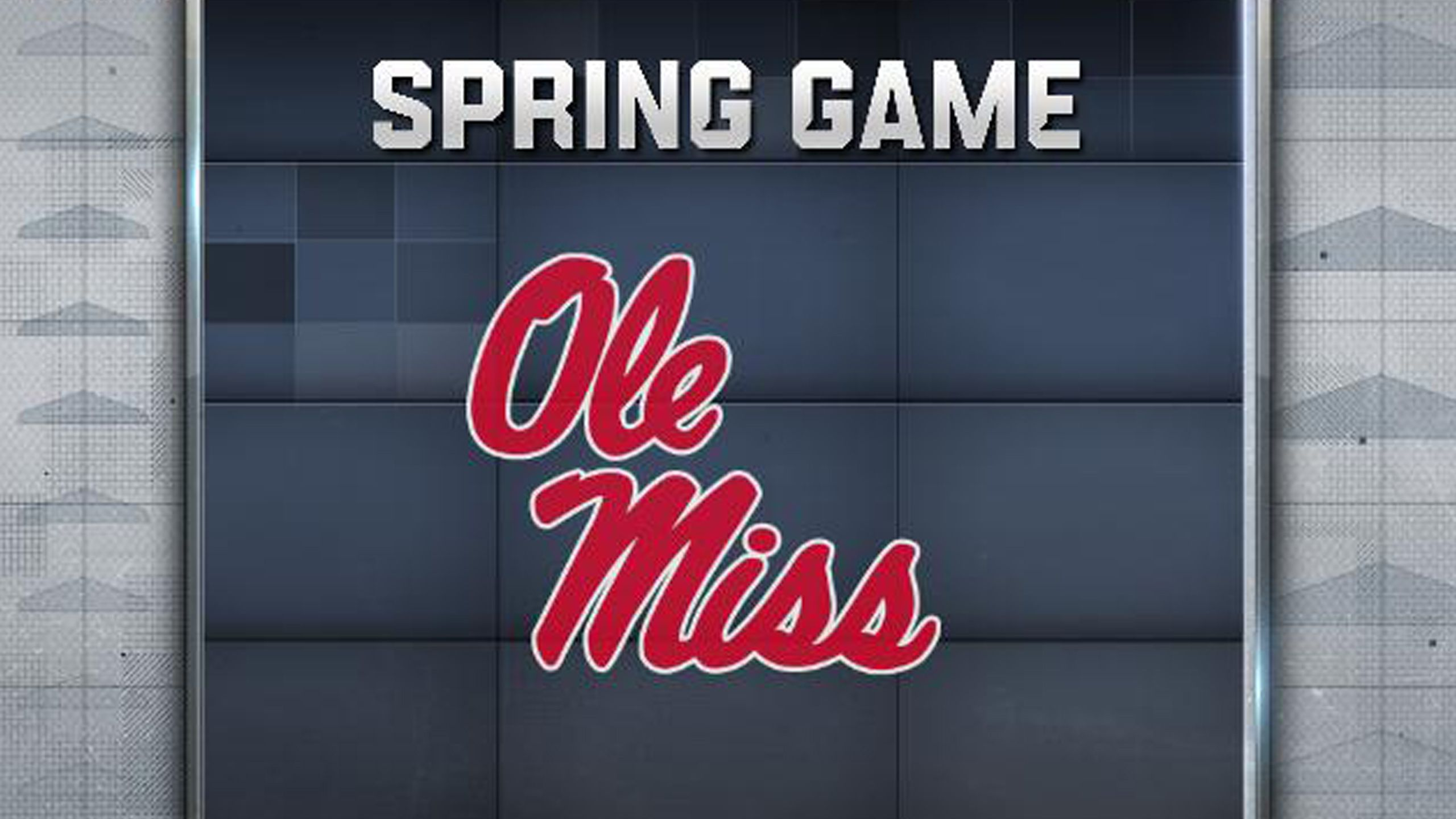 Ole Miss Spring Football Game