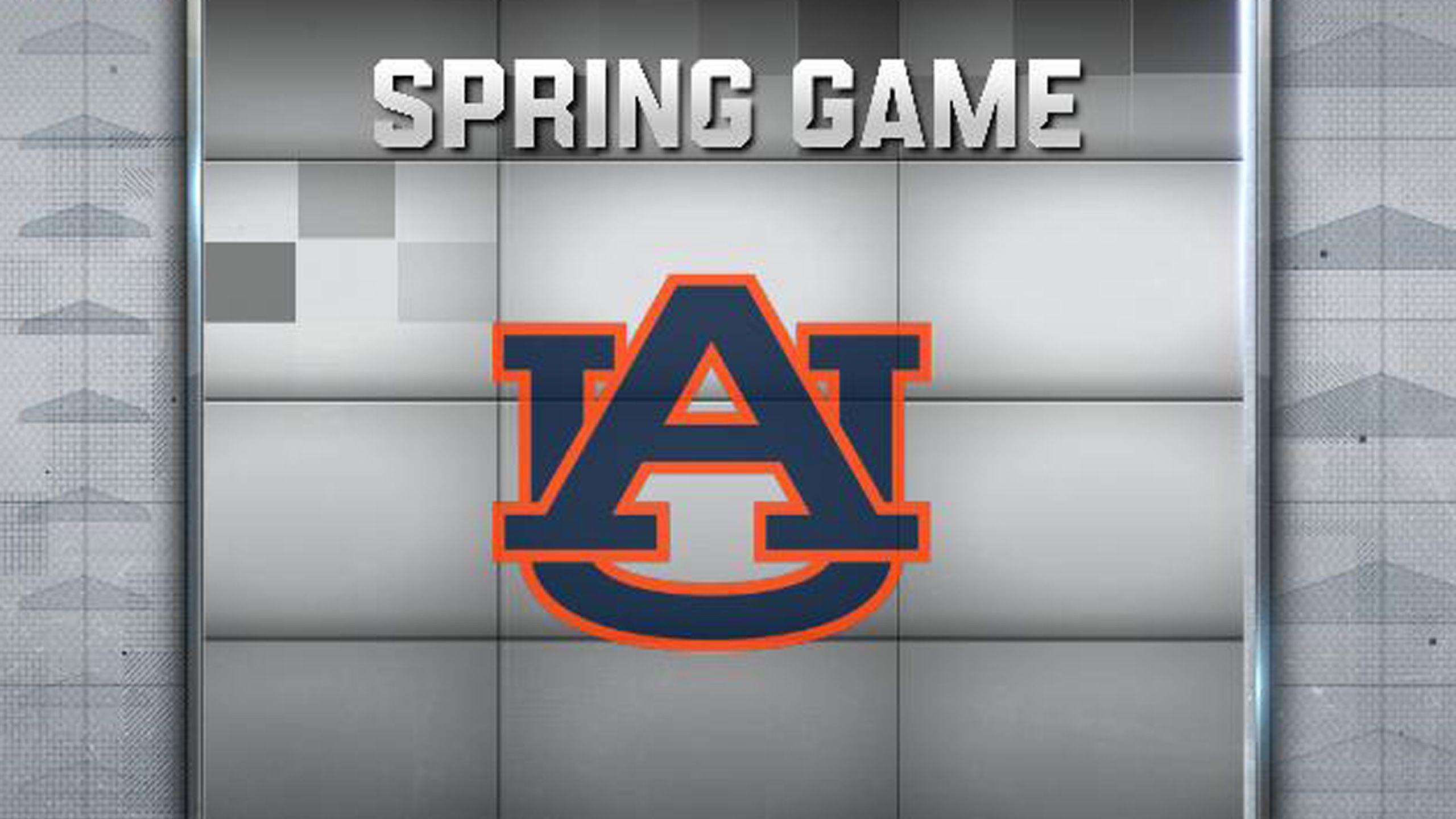 Auburn Spring Football Game