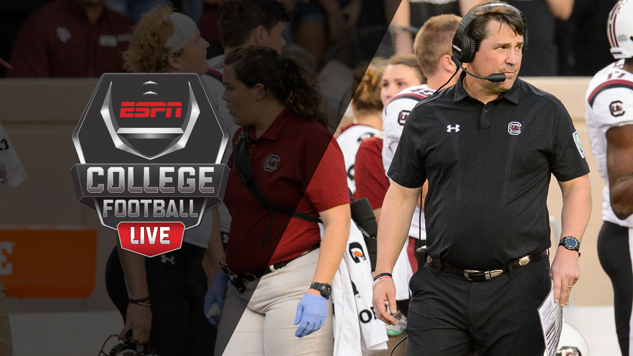 Fri, 7/20 - College Football Live