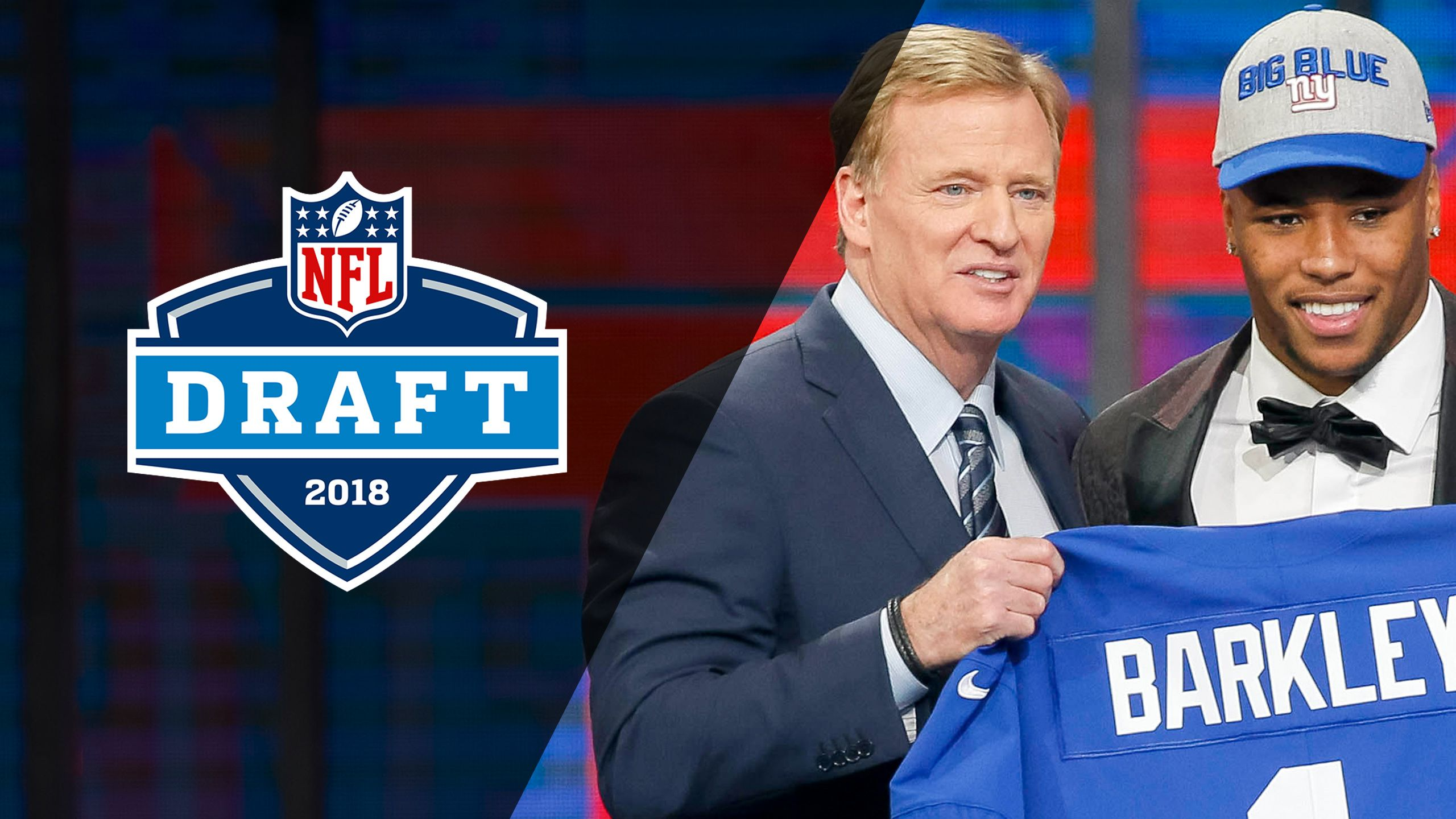 2018 NFL Draft presented by Courtyard (Round 1)