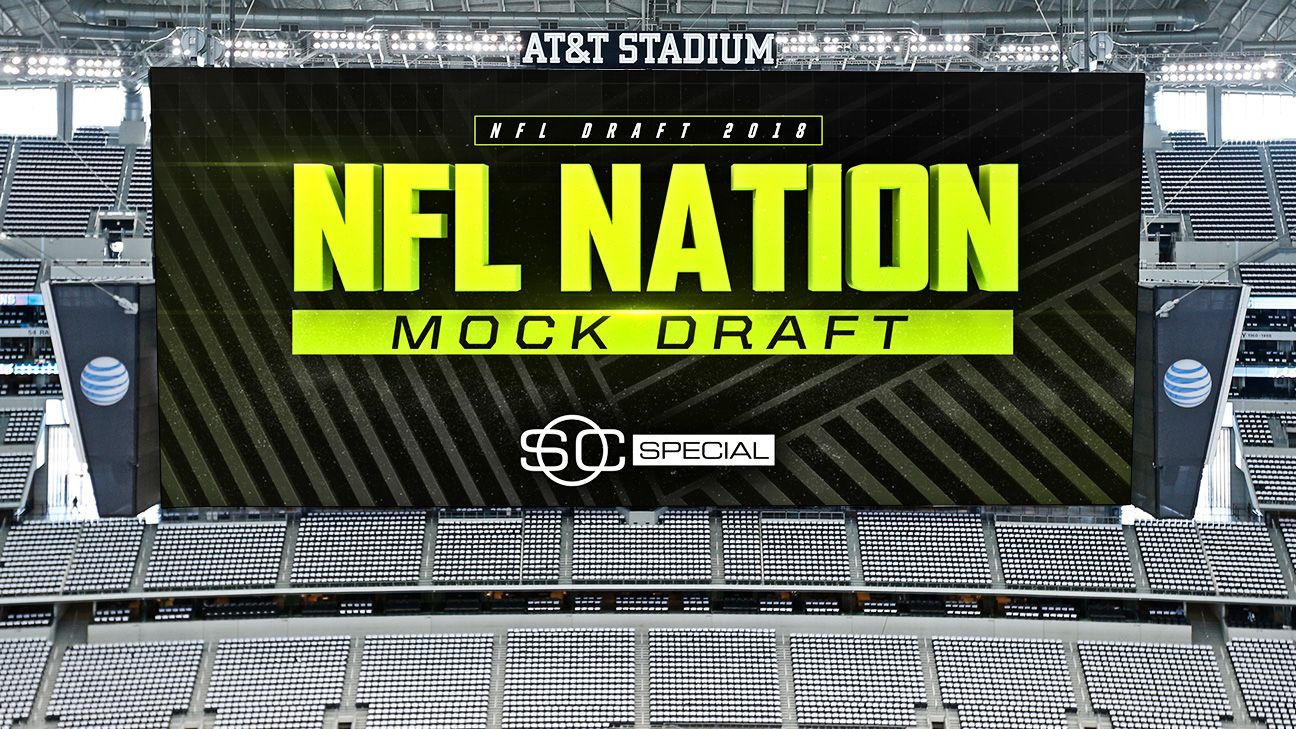 SportsCenter Special presented by Maui Jim Sunglasses: NFL Nation Mock Draft
