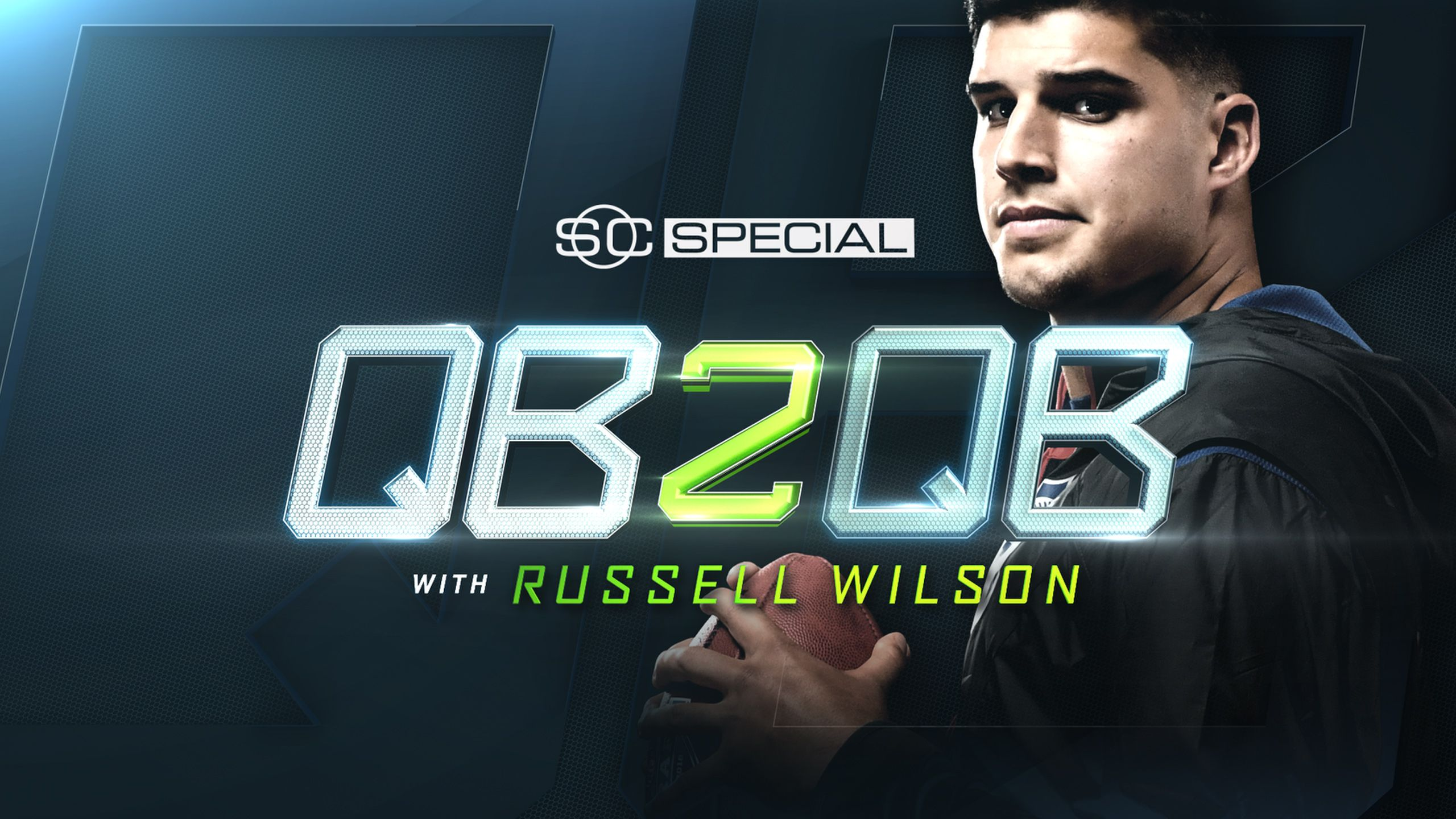 SportsCenter Special presented by Maui Jim Sunglasses: QB2QB with Russell Wilson and Mason Rudolph