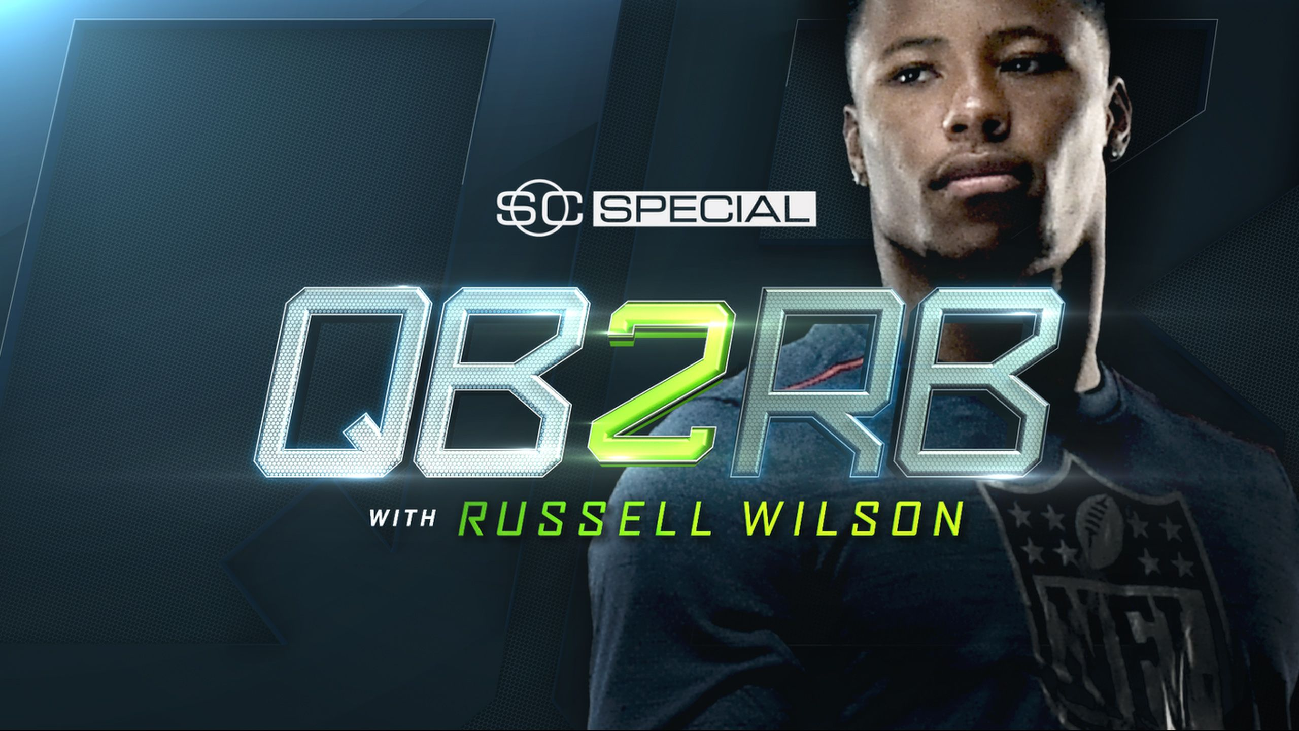 SportsCenter Special presented by Maui Jim Sunglasses: QB2RB with Russell Wilson and Saquon Barkley