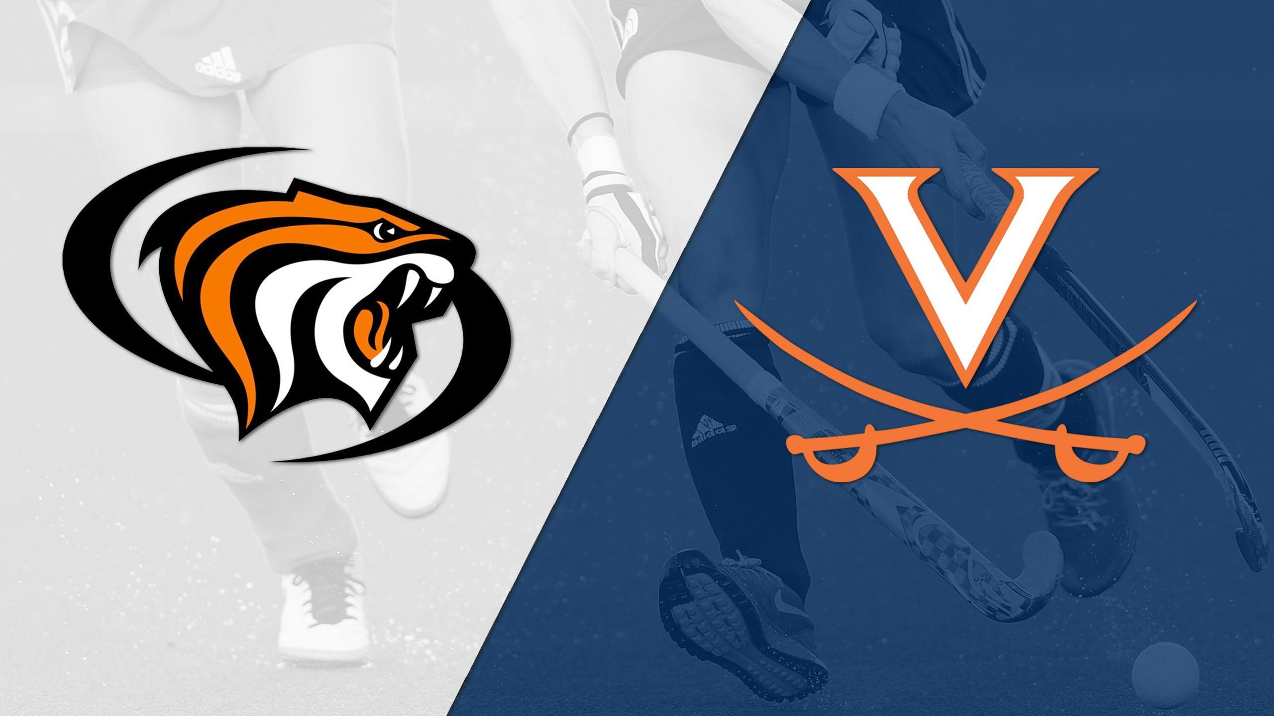 Pacific vs. Virginia (Field Hockey)