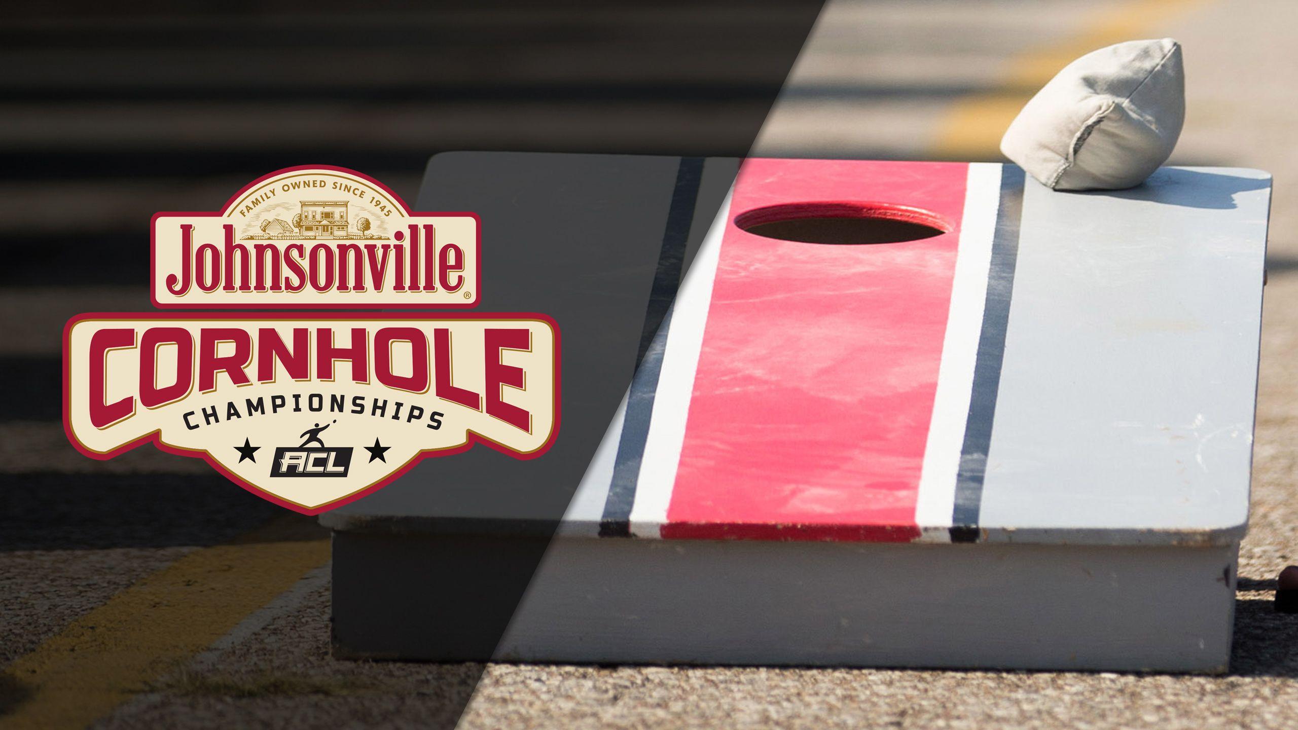 Johnsonville Cornhole Championships: ACL Cornhole Mania
