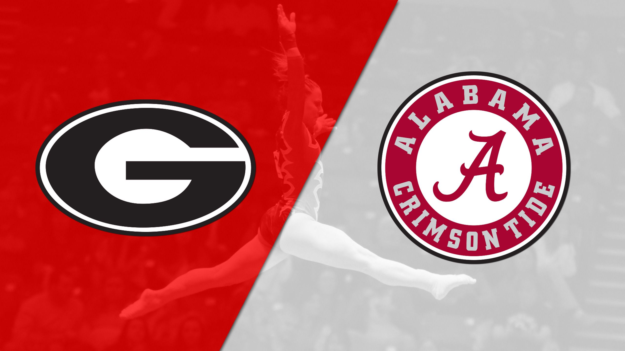 Georgia vs. Alabama (W Gymnastics) (re-air)