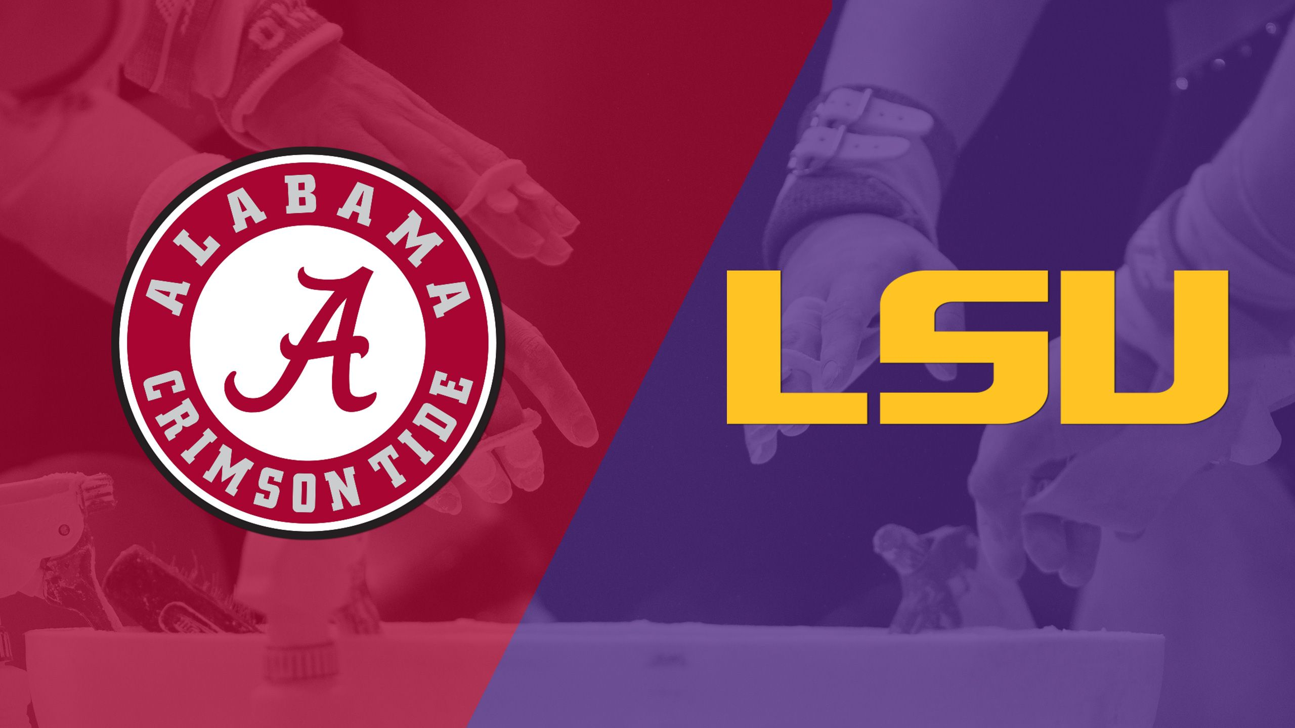 Alabama vs. LSU (W Gymnastics) (re-air)