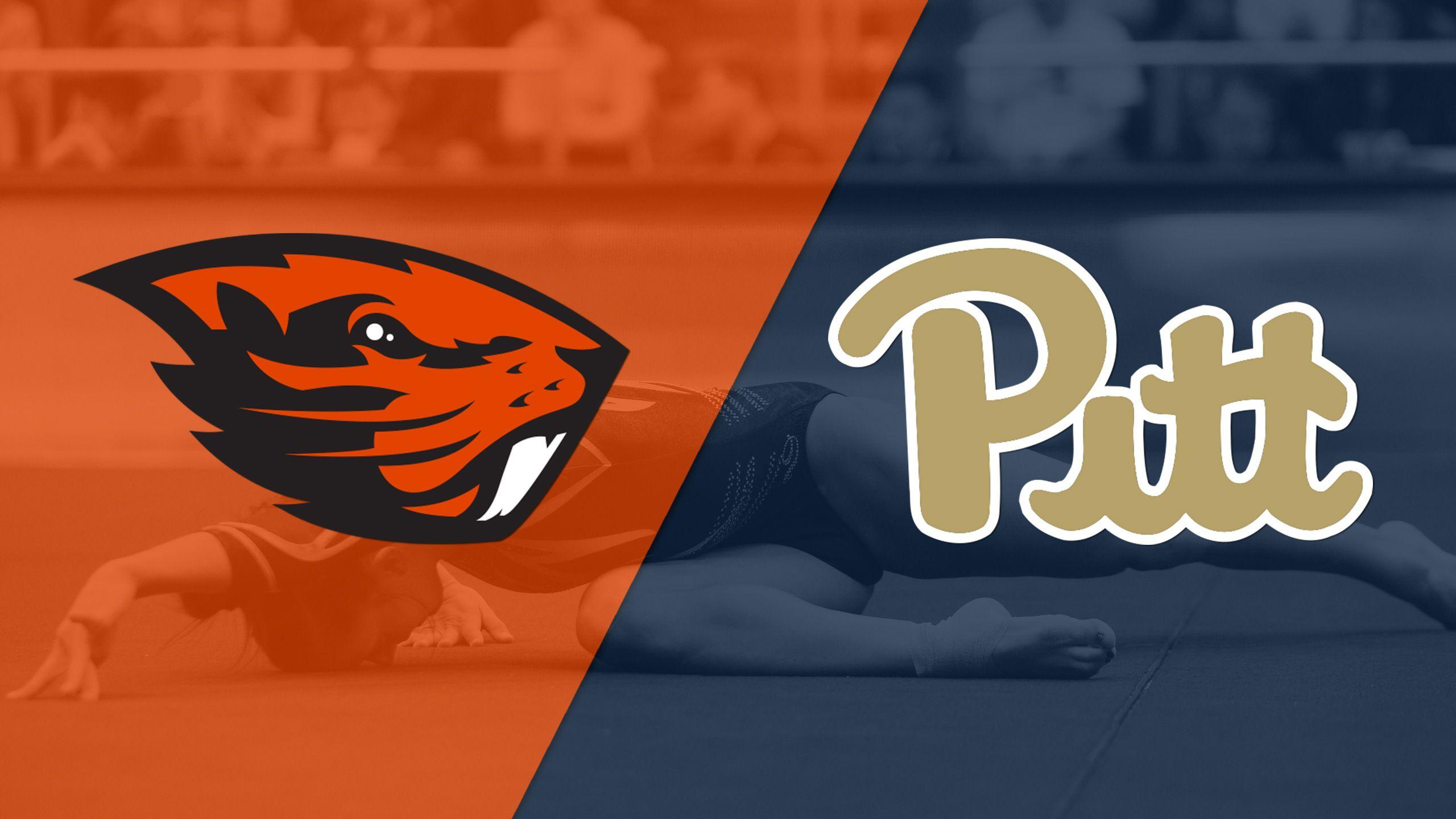 Oregon State vs. Pittsburgh (W Gymnastics)