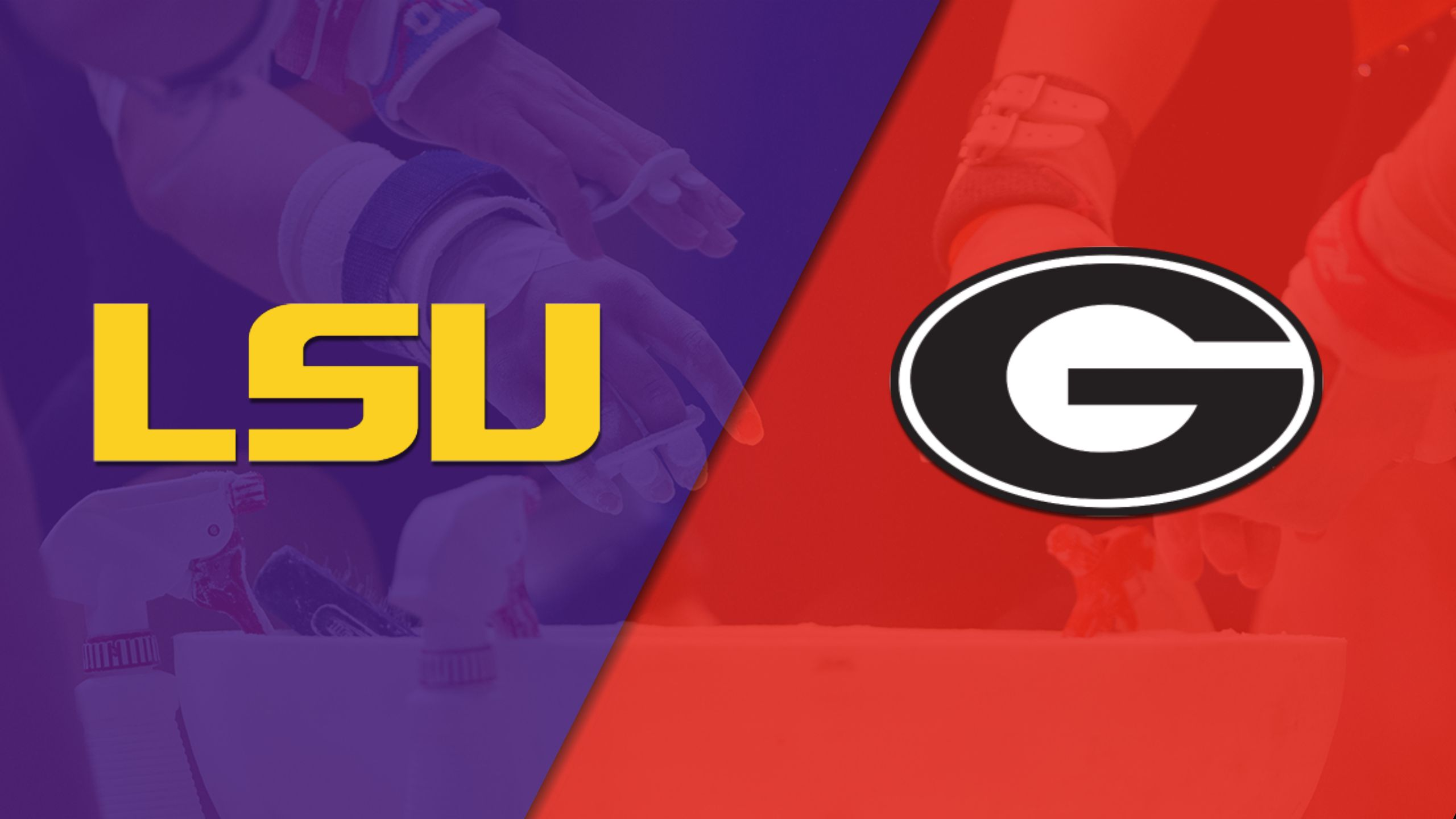 LSU vs. Georgia (W Gymnastics) (re-air)
