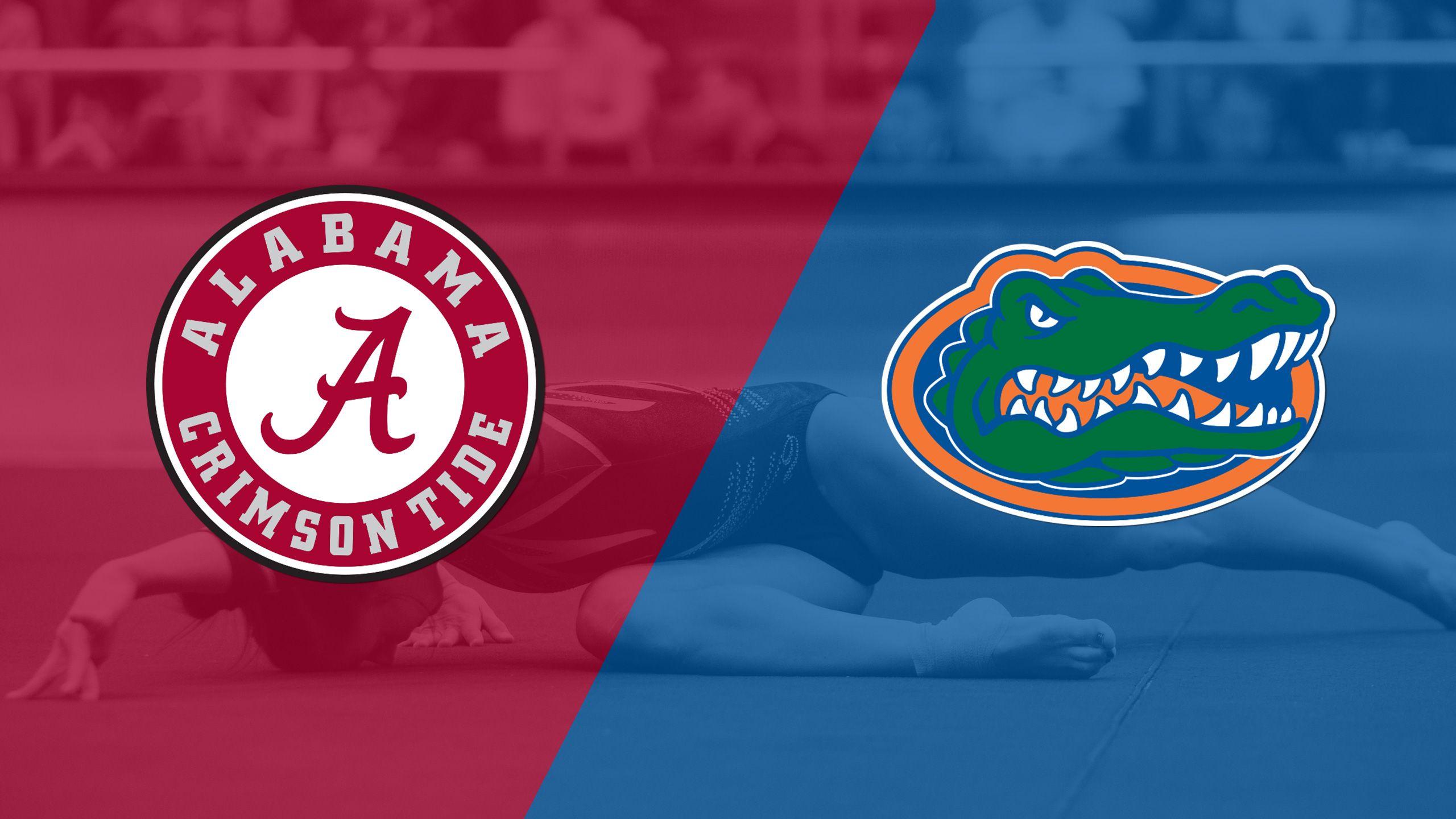 Alabama vs. Florida (W Gymnastics)