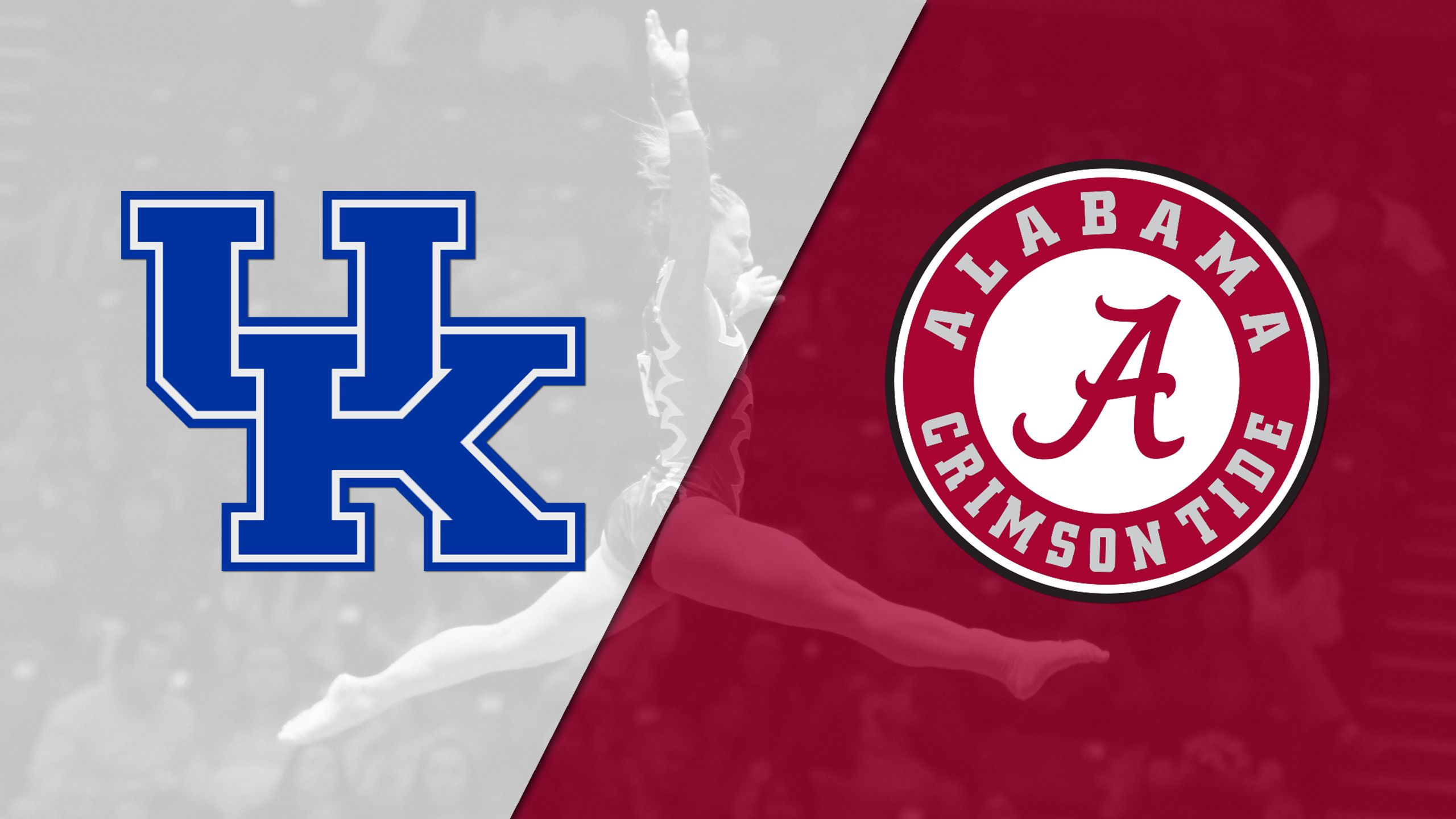 Kentucky vs. Alabama (W Gymnastics) (re-air)