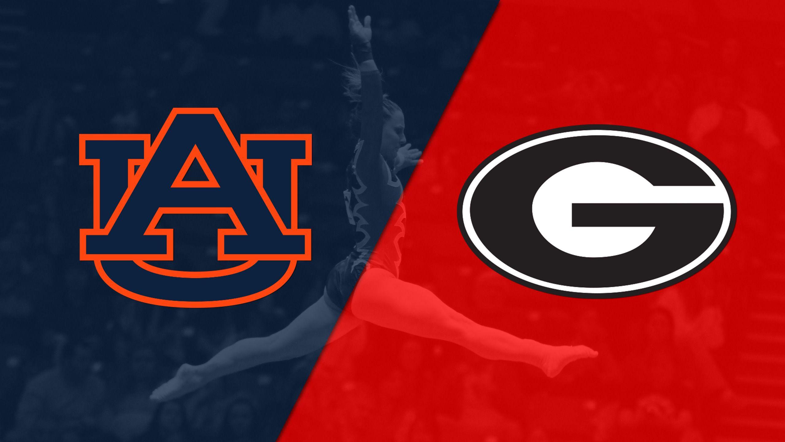 Auburn vs. Georgia (W Gymnastics)