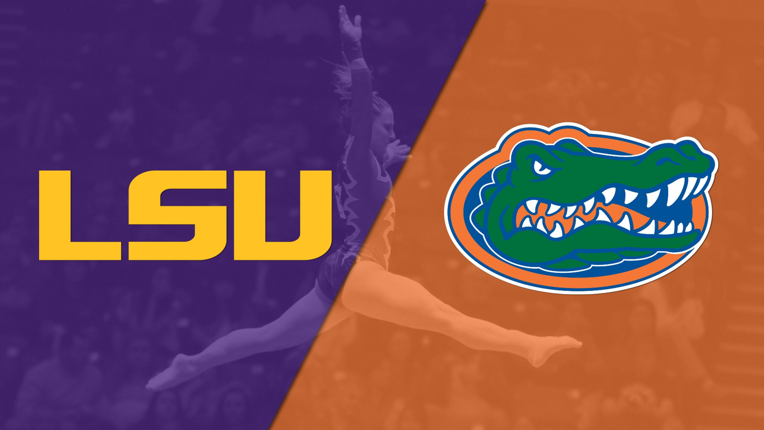 LSU vs. Florida (W Gymnastics) (re-air)