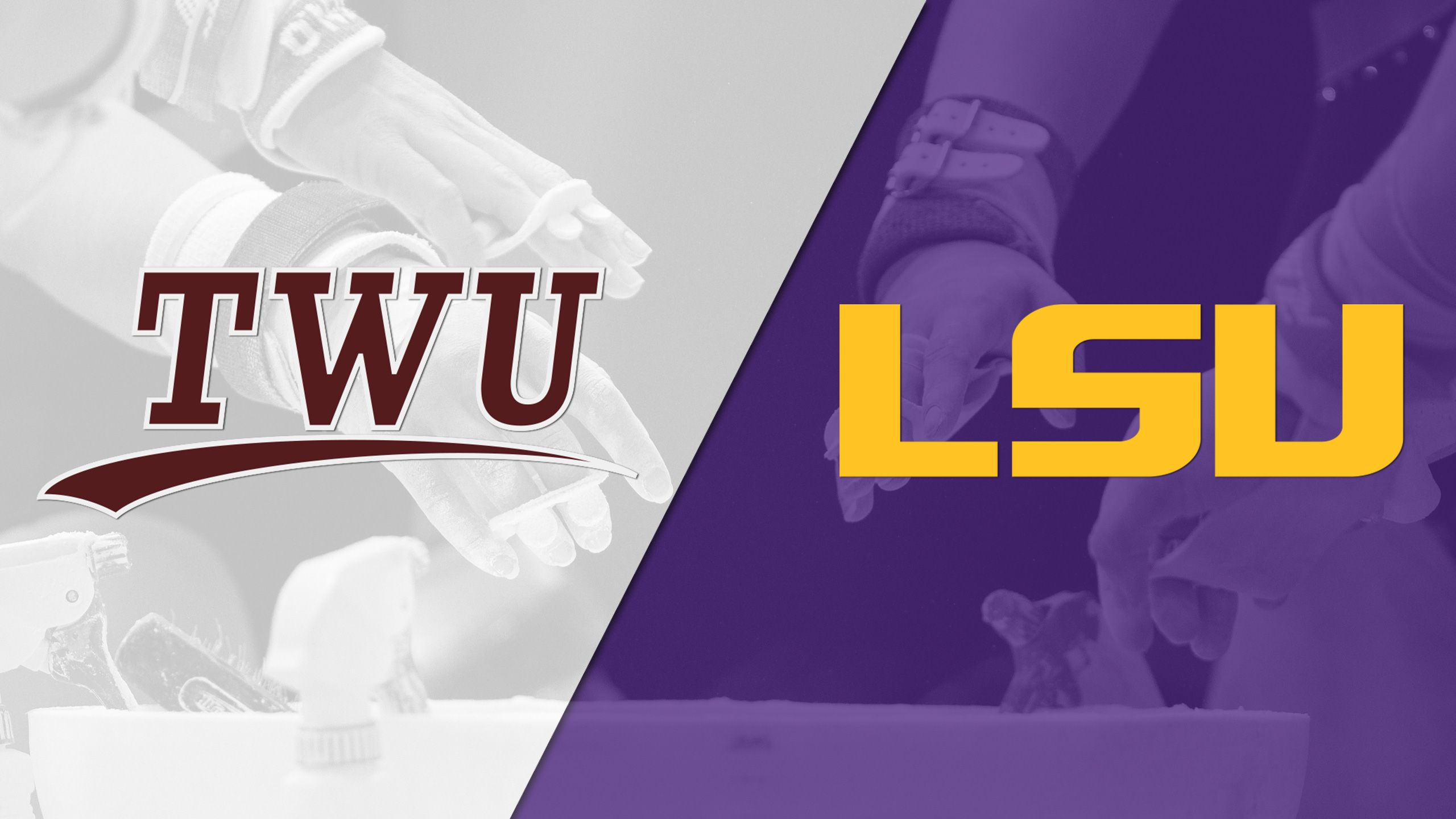 Texas Woman's University vs. LSU (W Gymnastics)