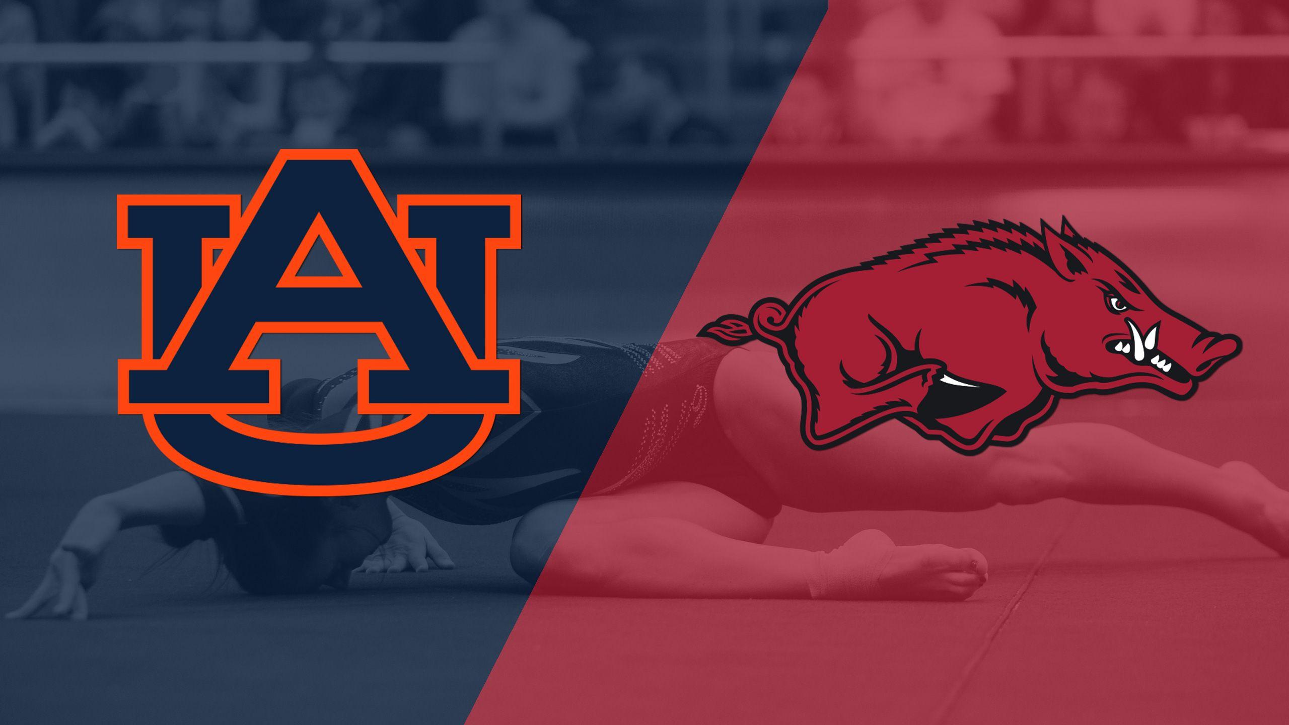 Auburn vs. Arkansas (W Gymnastics)