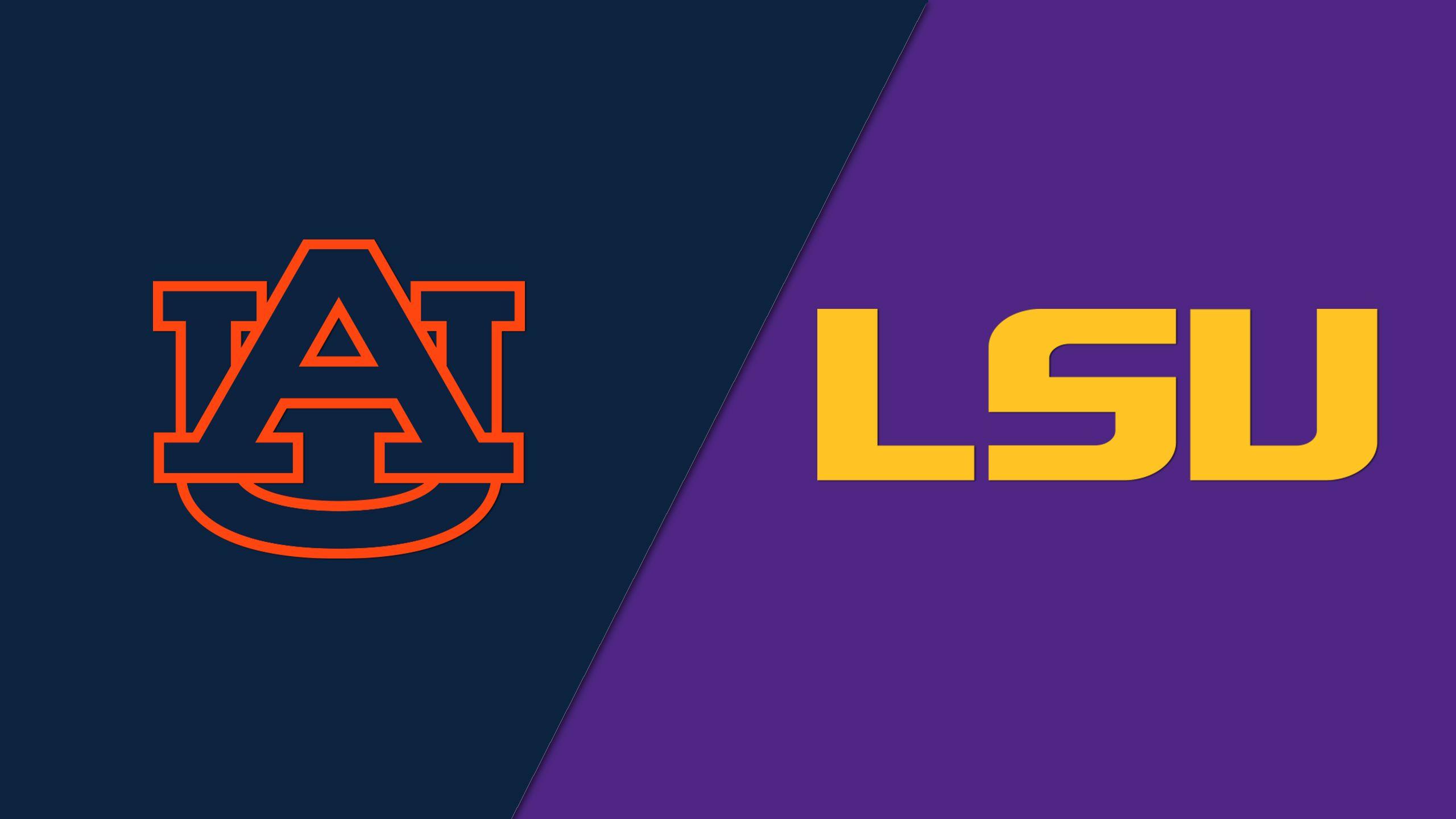 Auburn vs. LSU (W Gymnastics)