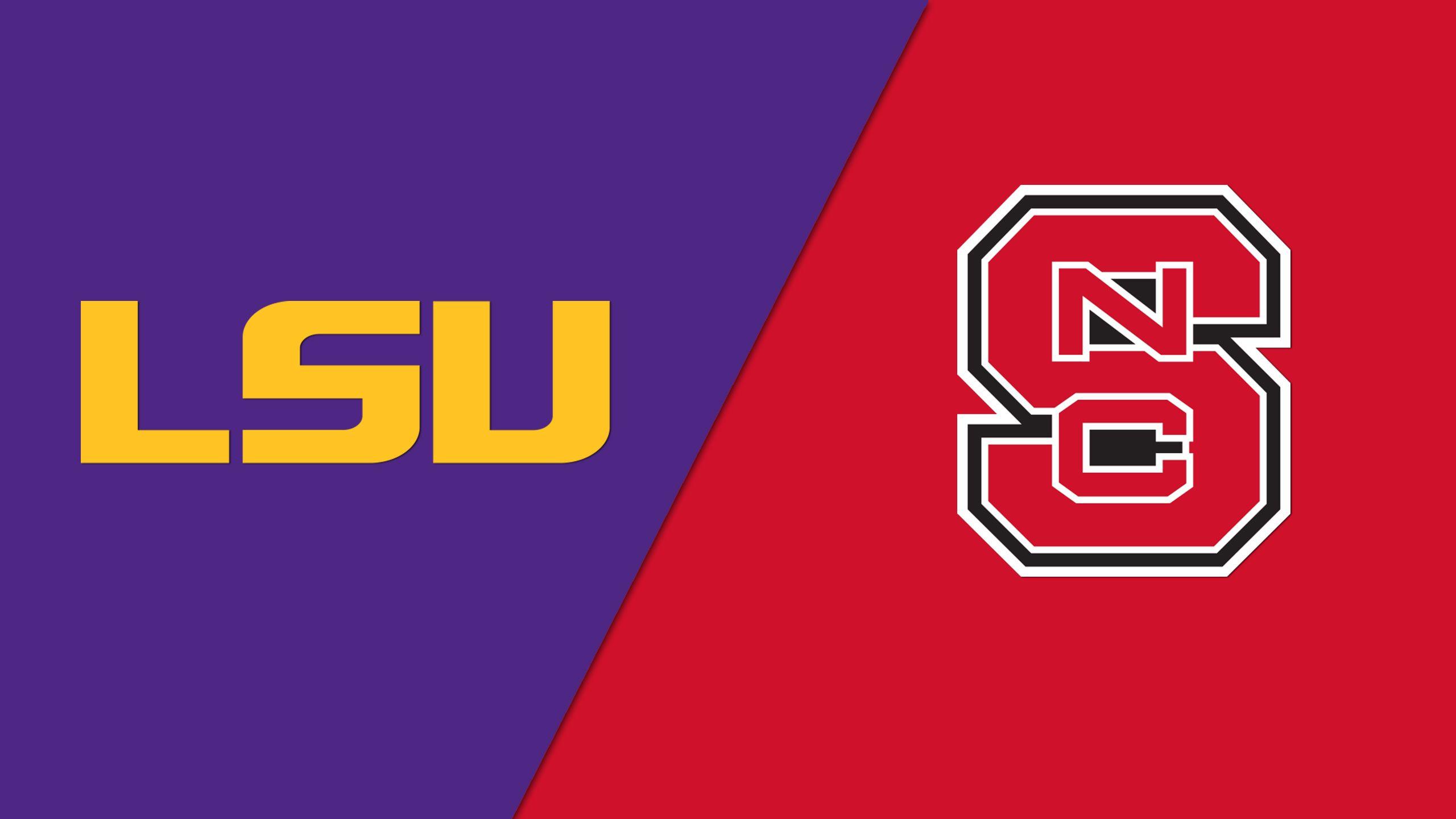 LSU vs. NC State (W Gymnastics)