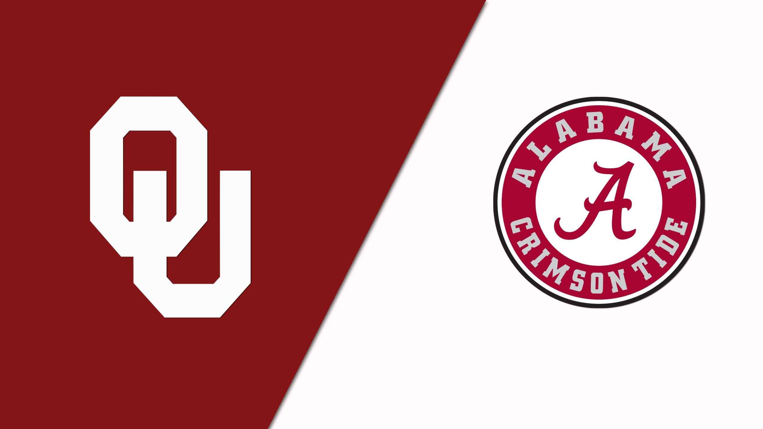 Oklahoma vs. Alabama (W Gymnastics)