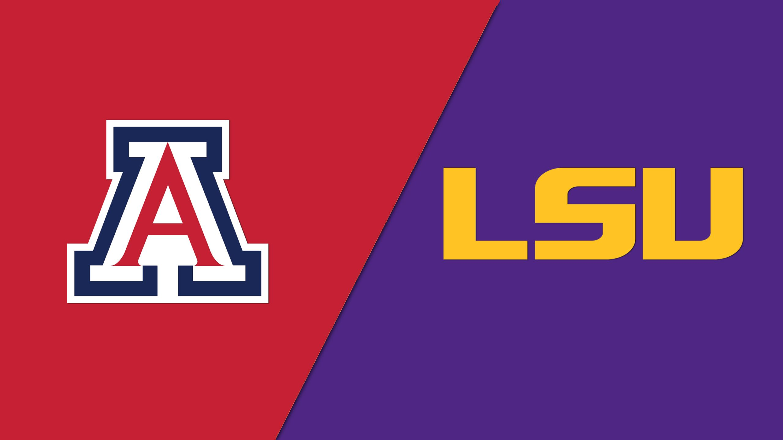 Arizona vs. LSU (W Gymnastics)